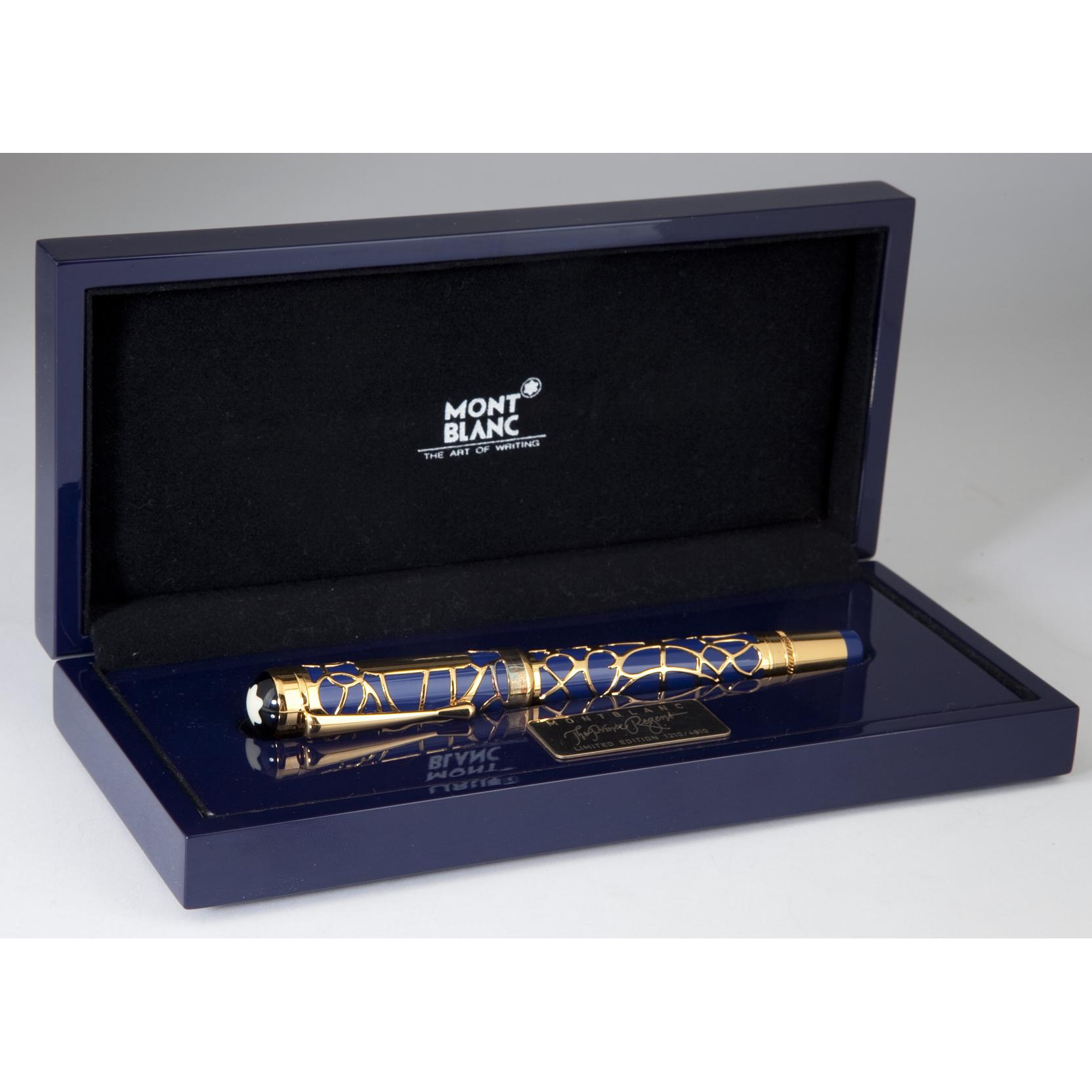 mont-blanc-prince-regent-limited-edition