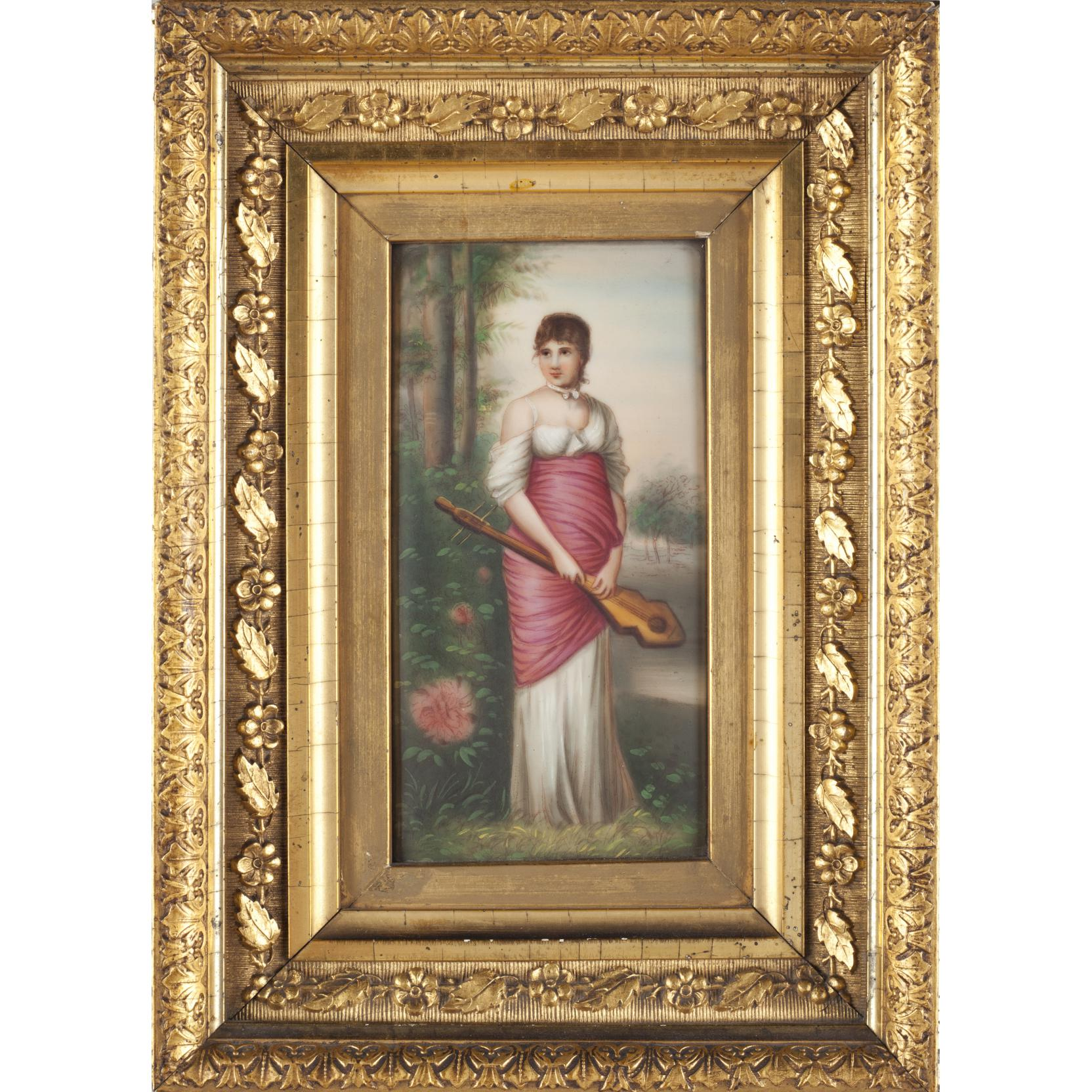 french-painting-on-porcelain-plaque