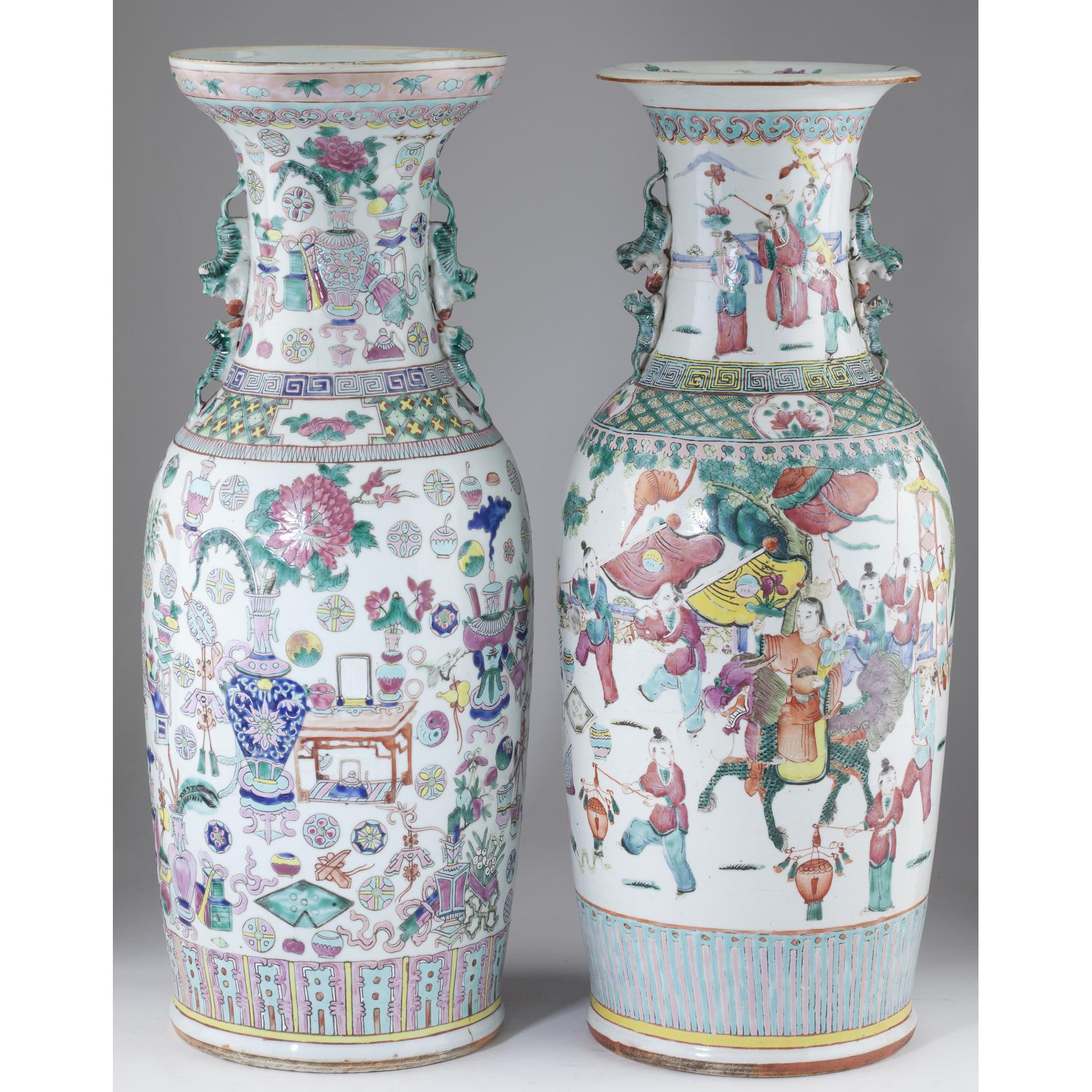 two-similar-chinese-porcelain-floor-vases