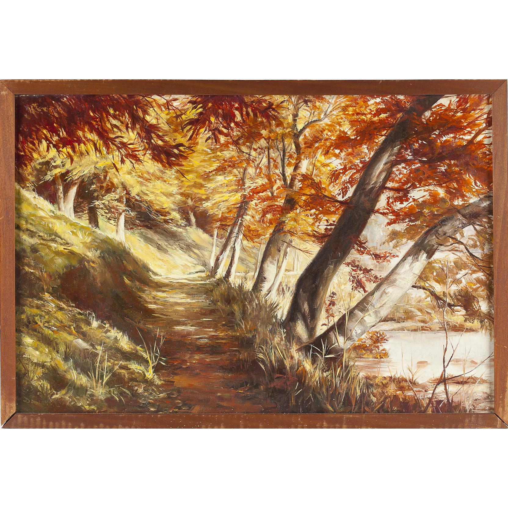 robert-doares-nc-1911-2005-landscape