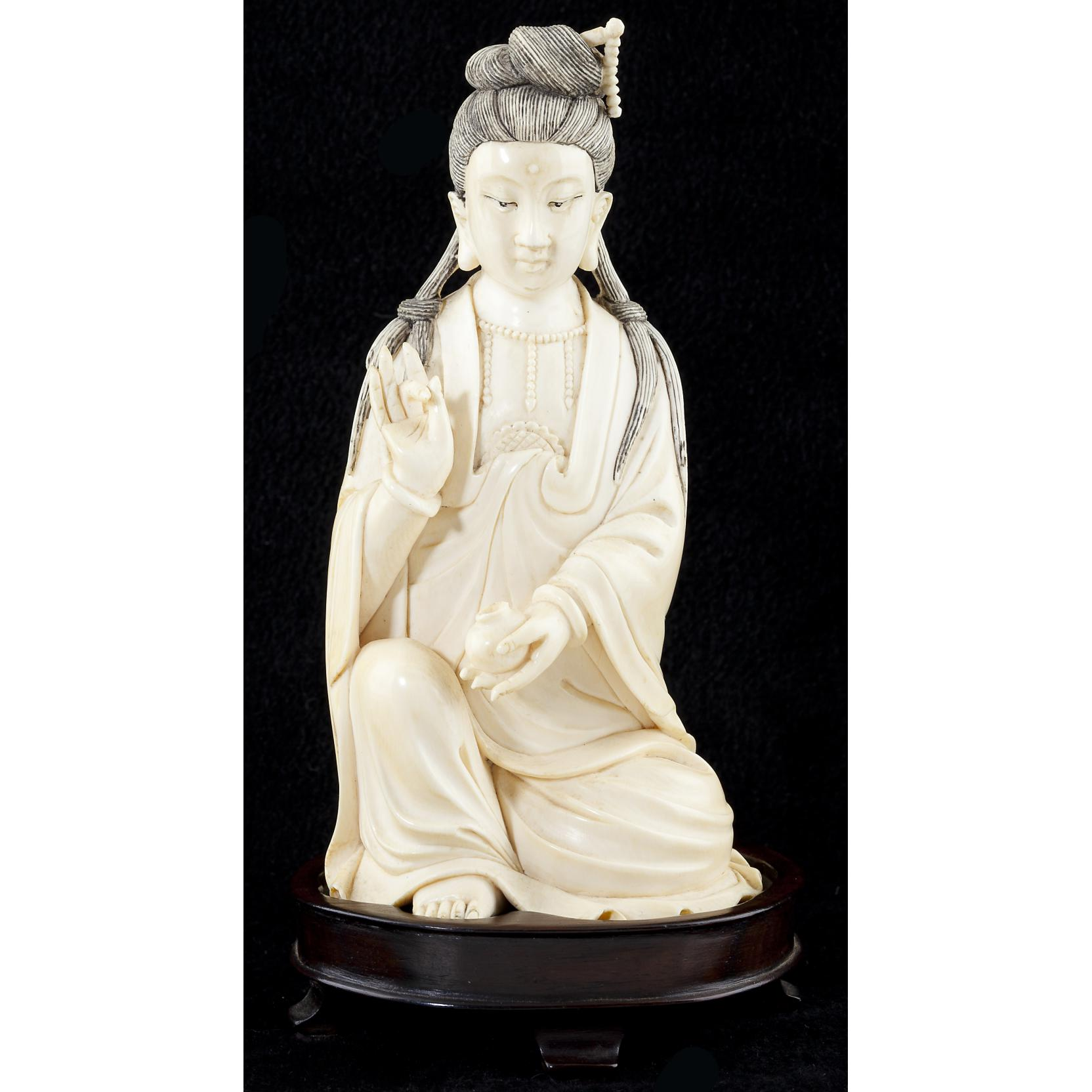 chinese-ivory-carving-guanyin