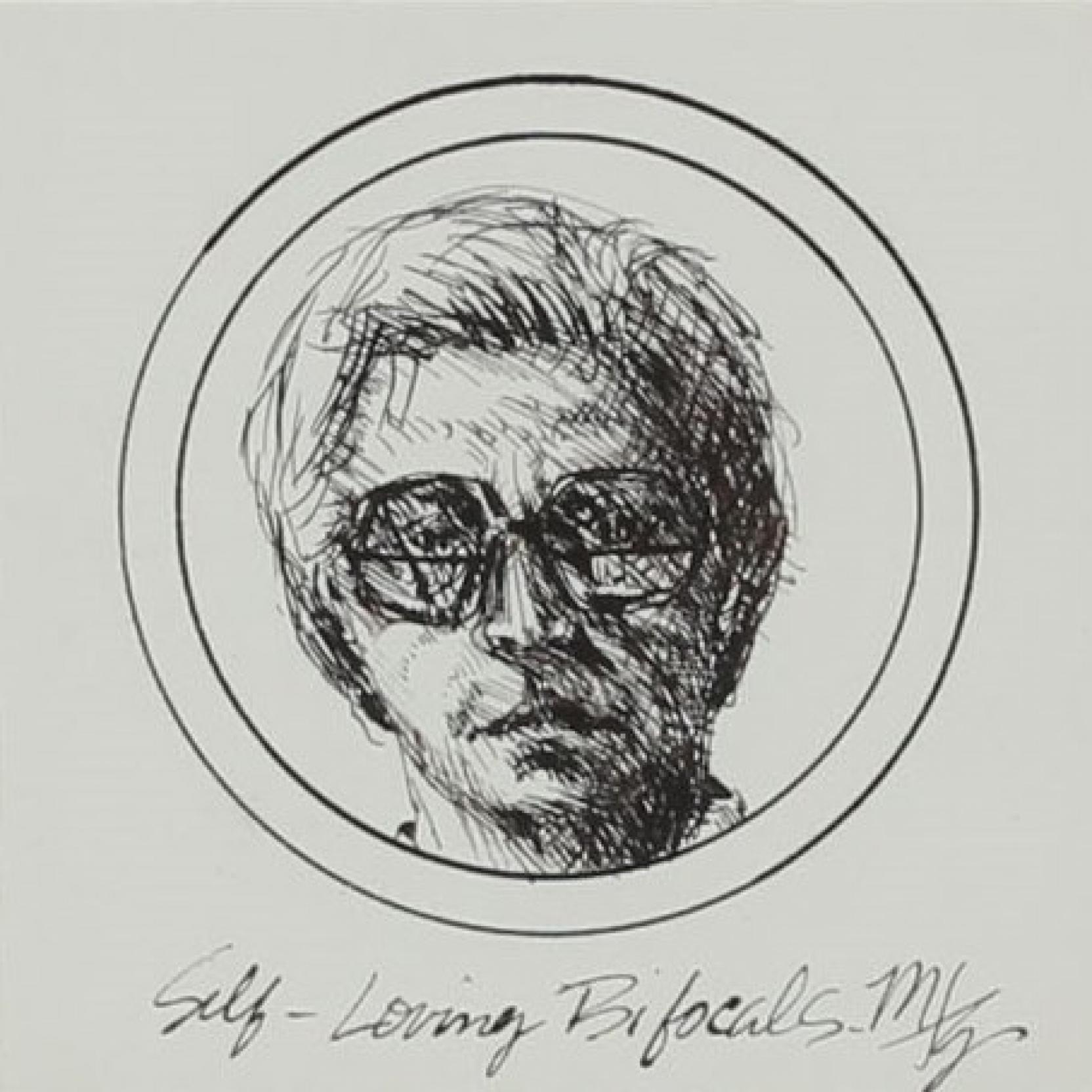 maud-gatewood-nc-1934-2004-self-portrait