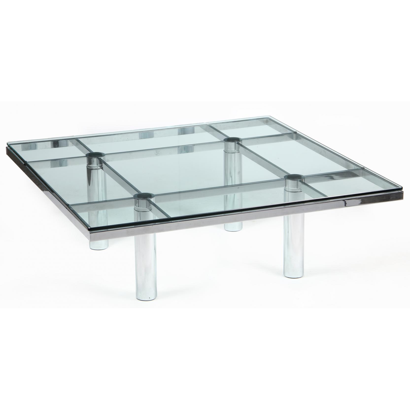 post-modern-glass-and-chrome-coffee-table