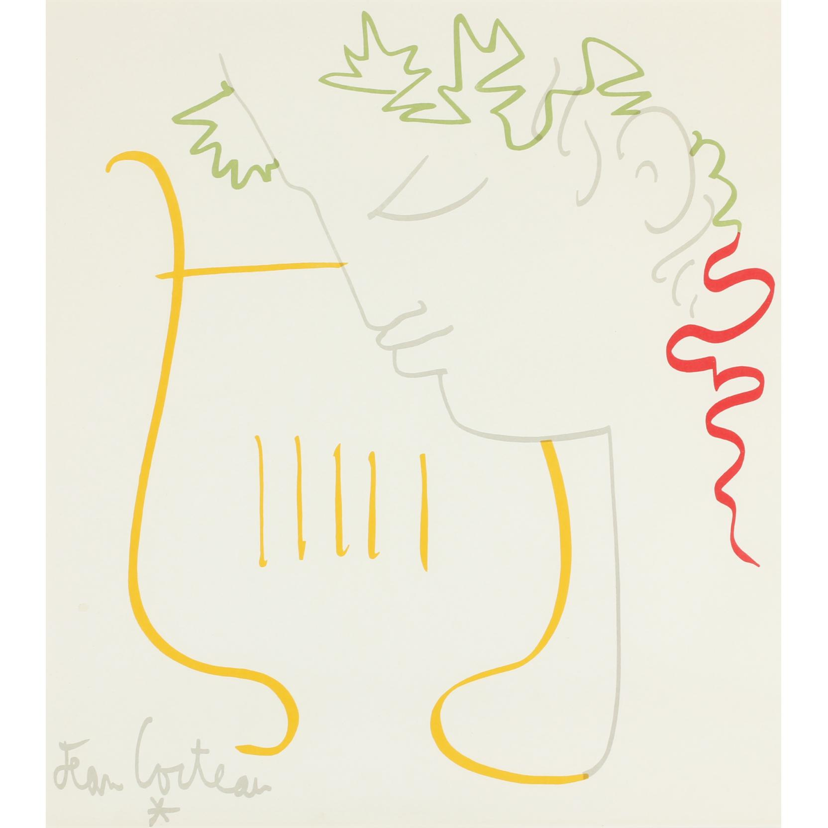 after-jean-cocteau-1889-1963-orpheus-with-lyre