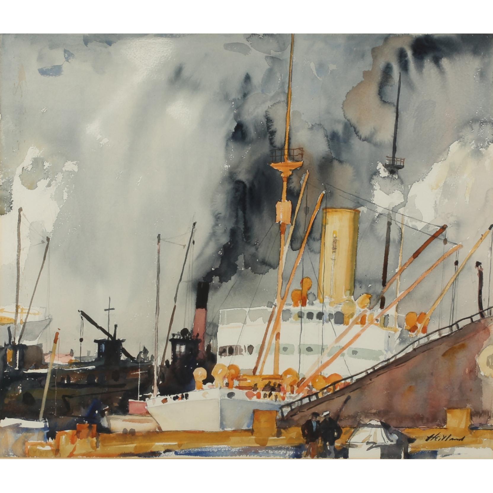 wilmot-heitland-1893-1969-cargo-from-the-orient