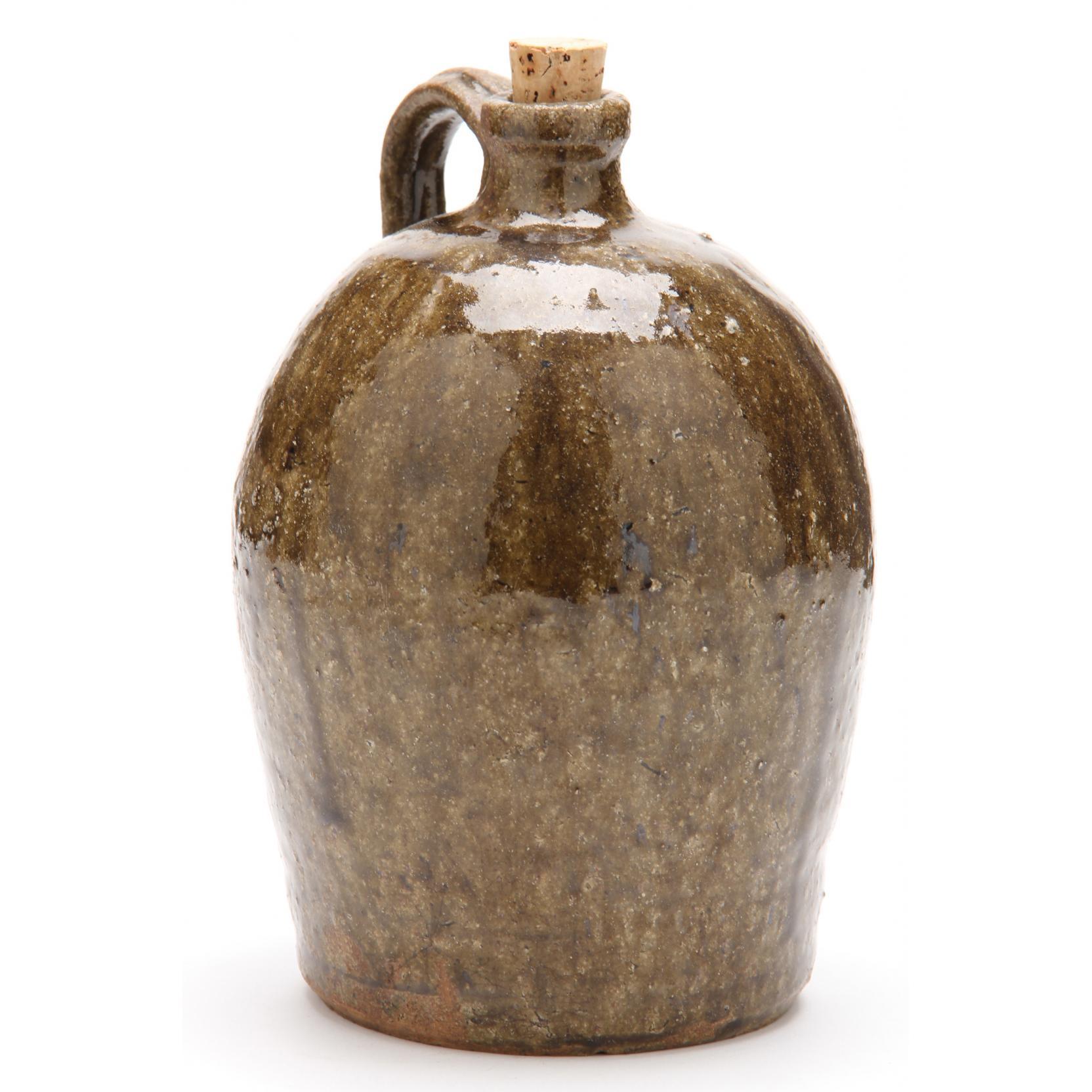 nc-pottery-whiskey-jug