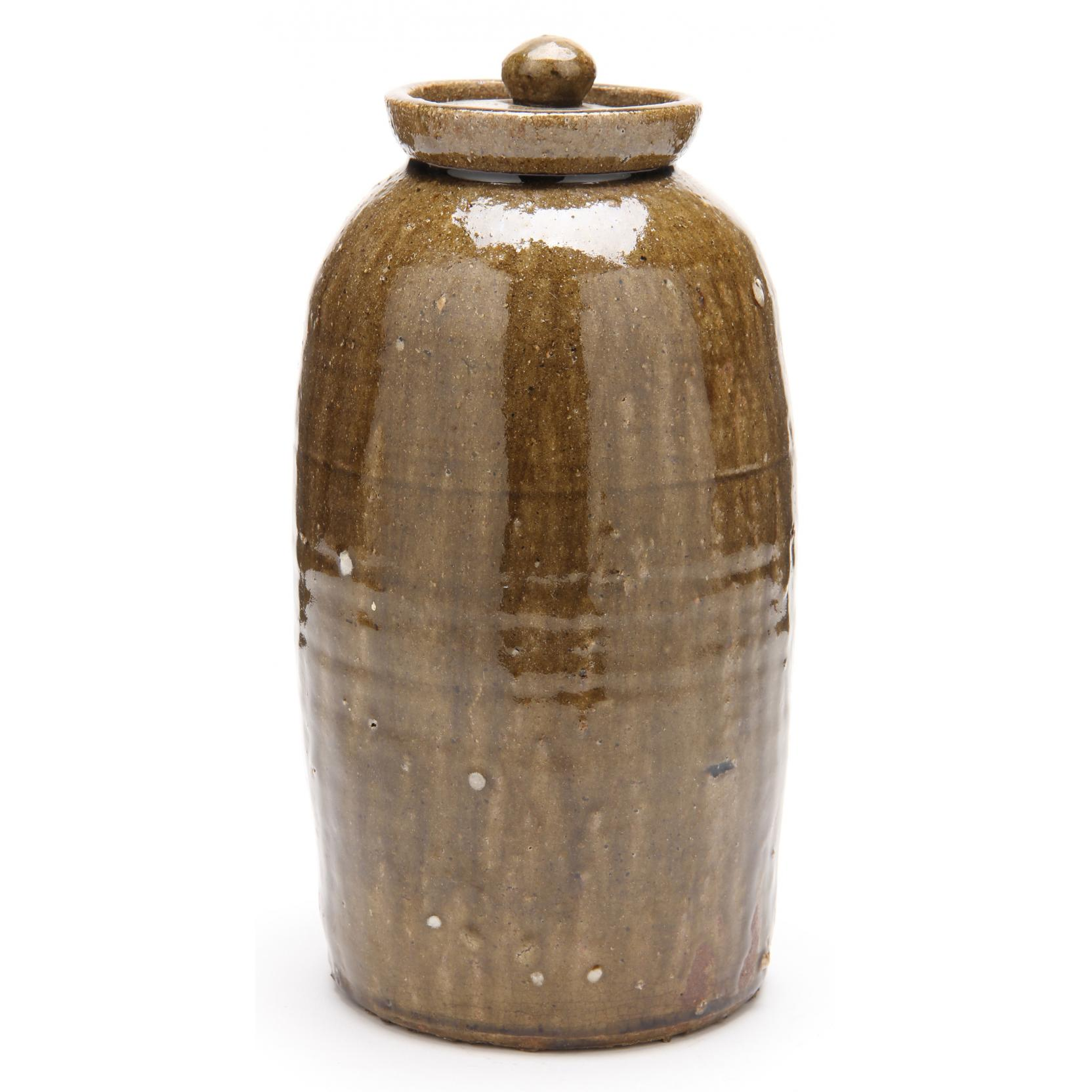 nc-pottery-storage-jar-with-cover