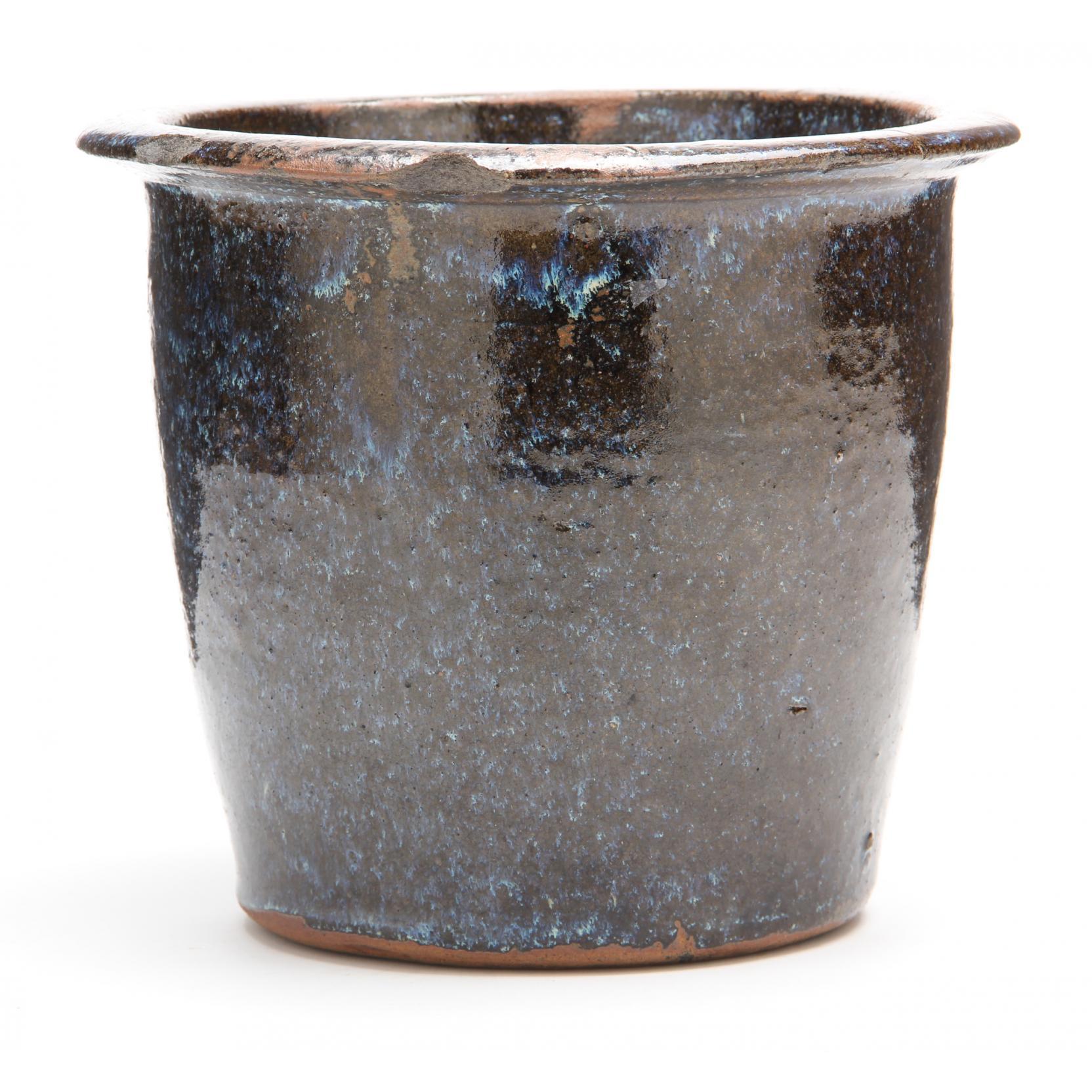 nc-pottery-milk-crock