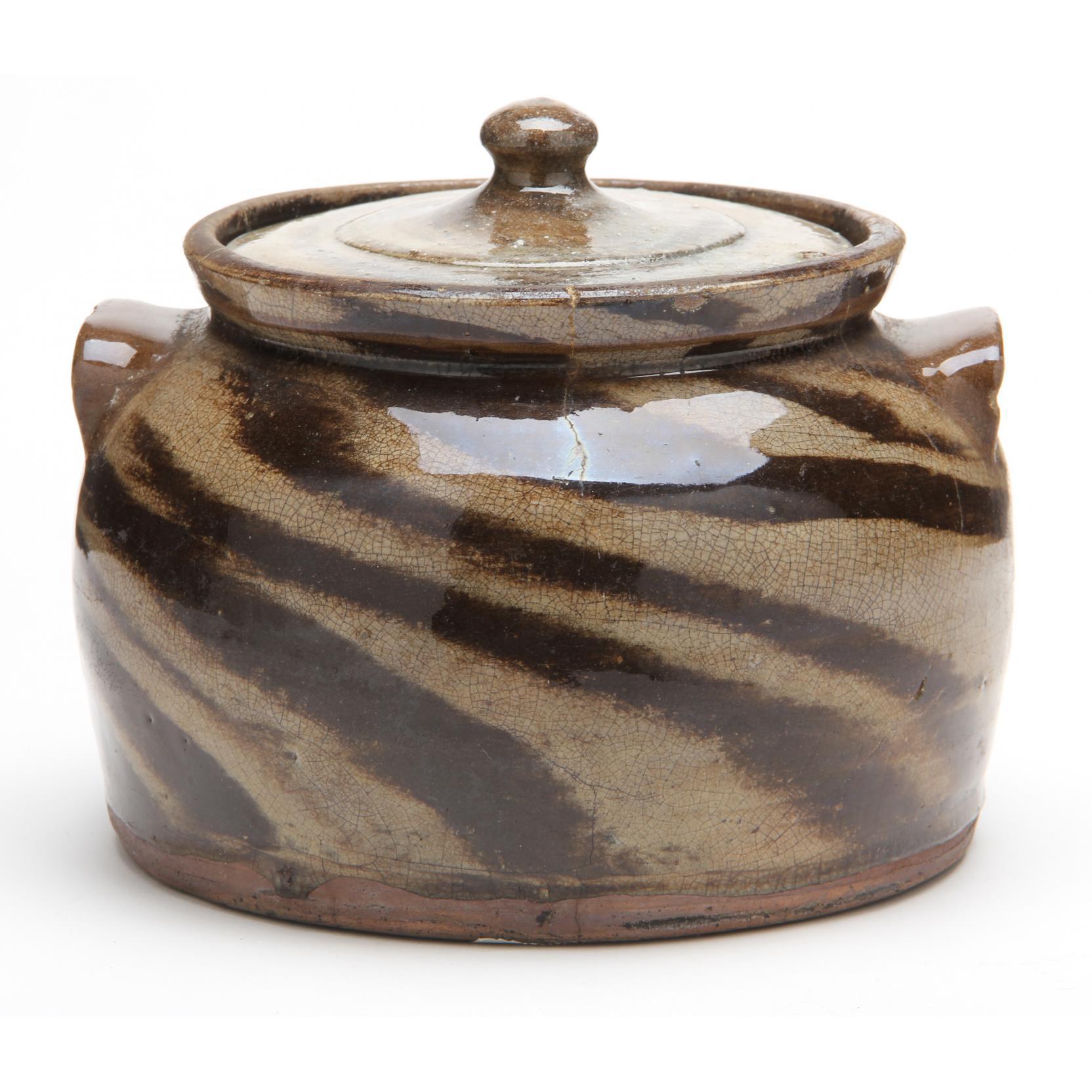 nc-pottery-beanpot-reinhardt-brothers