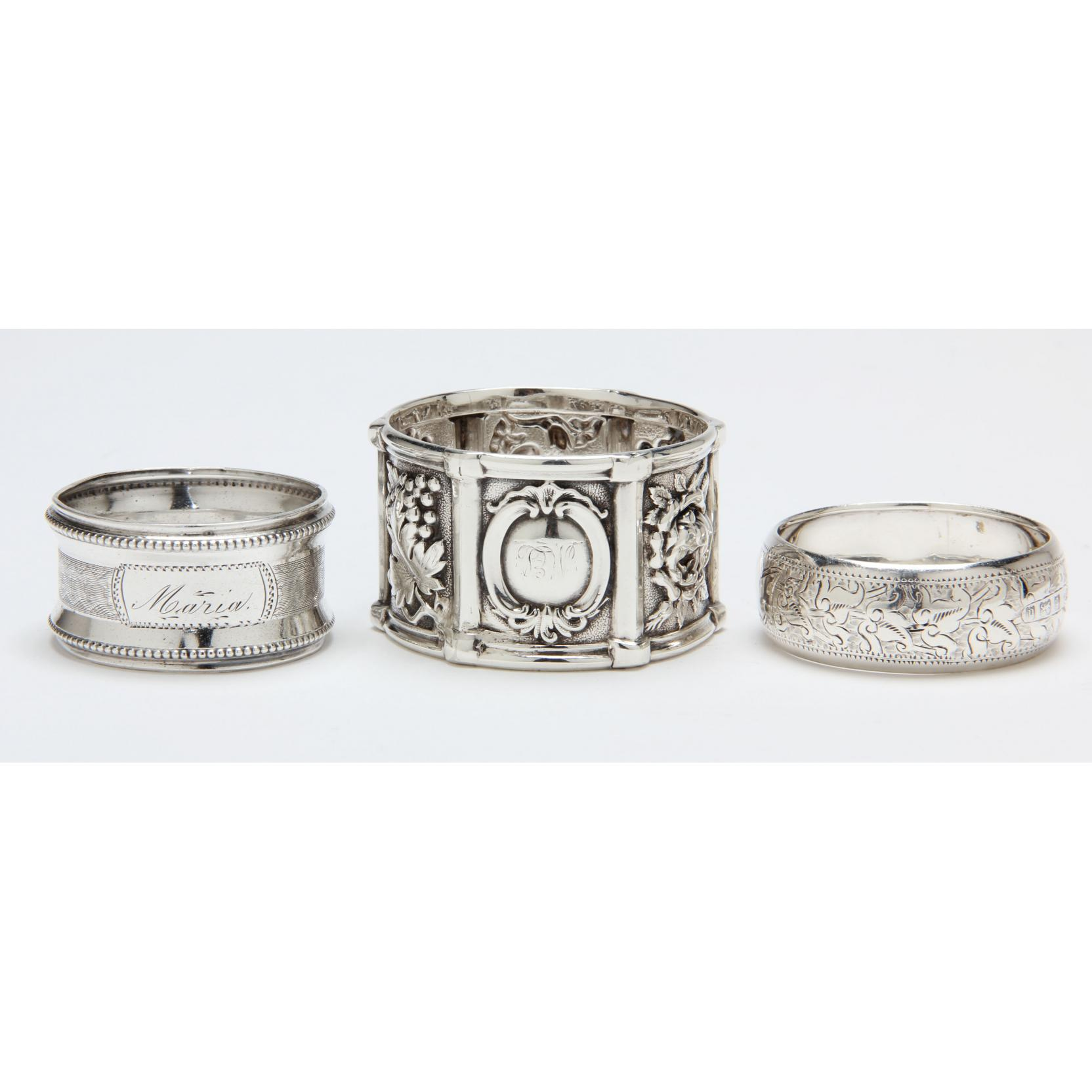 three-sterling-silver-silverplate-napkin-rings