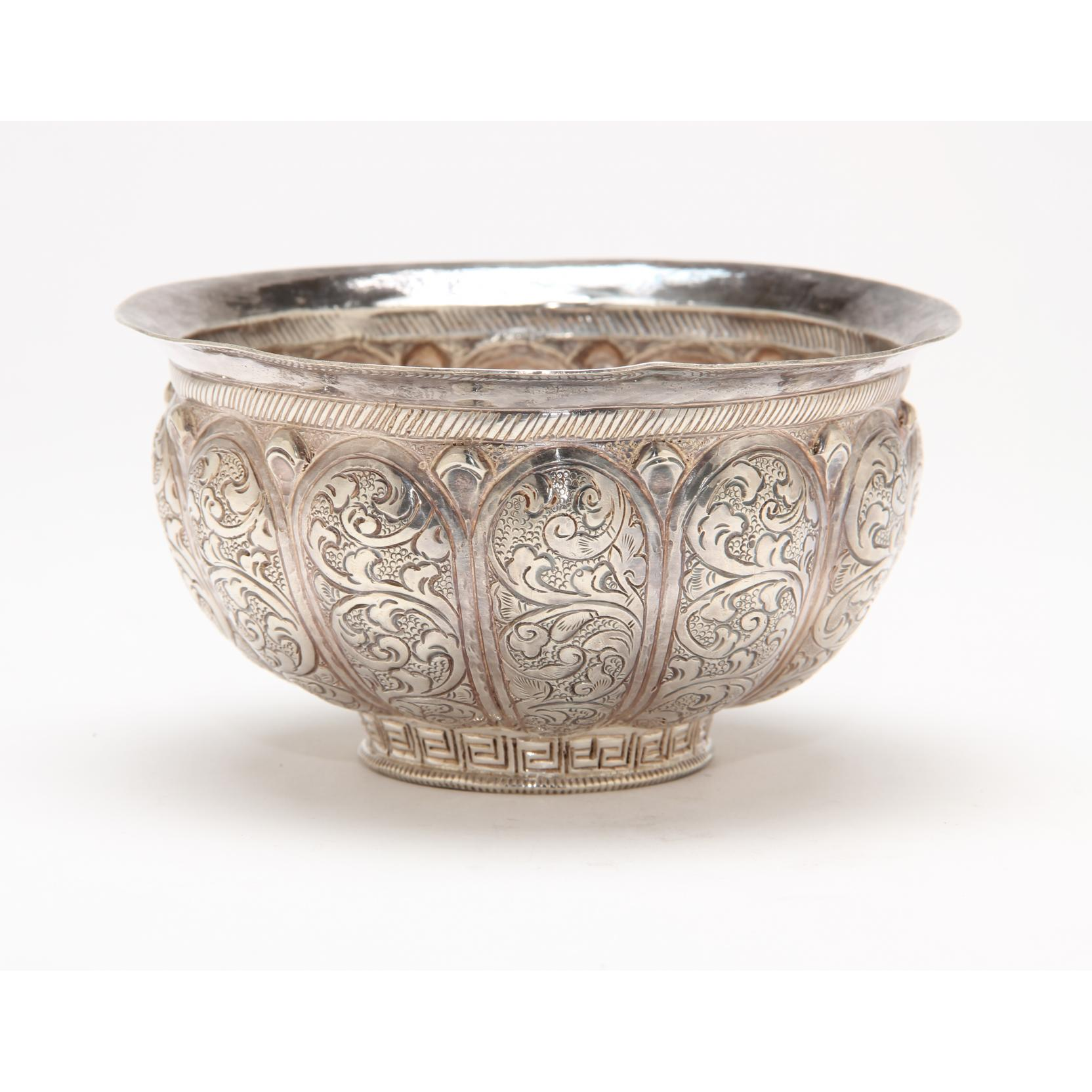 antique-indian-sterling-silver-bowl