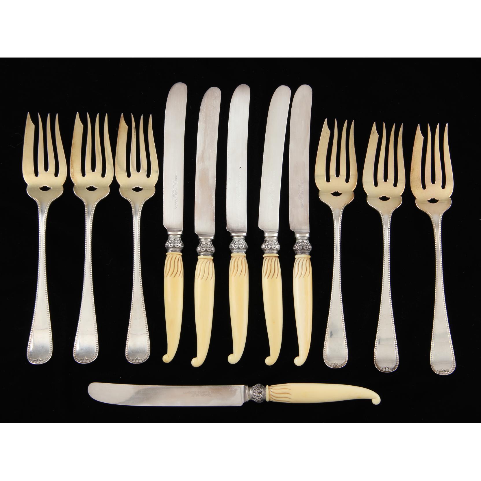 sterling-silverplate-flatware