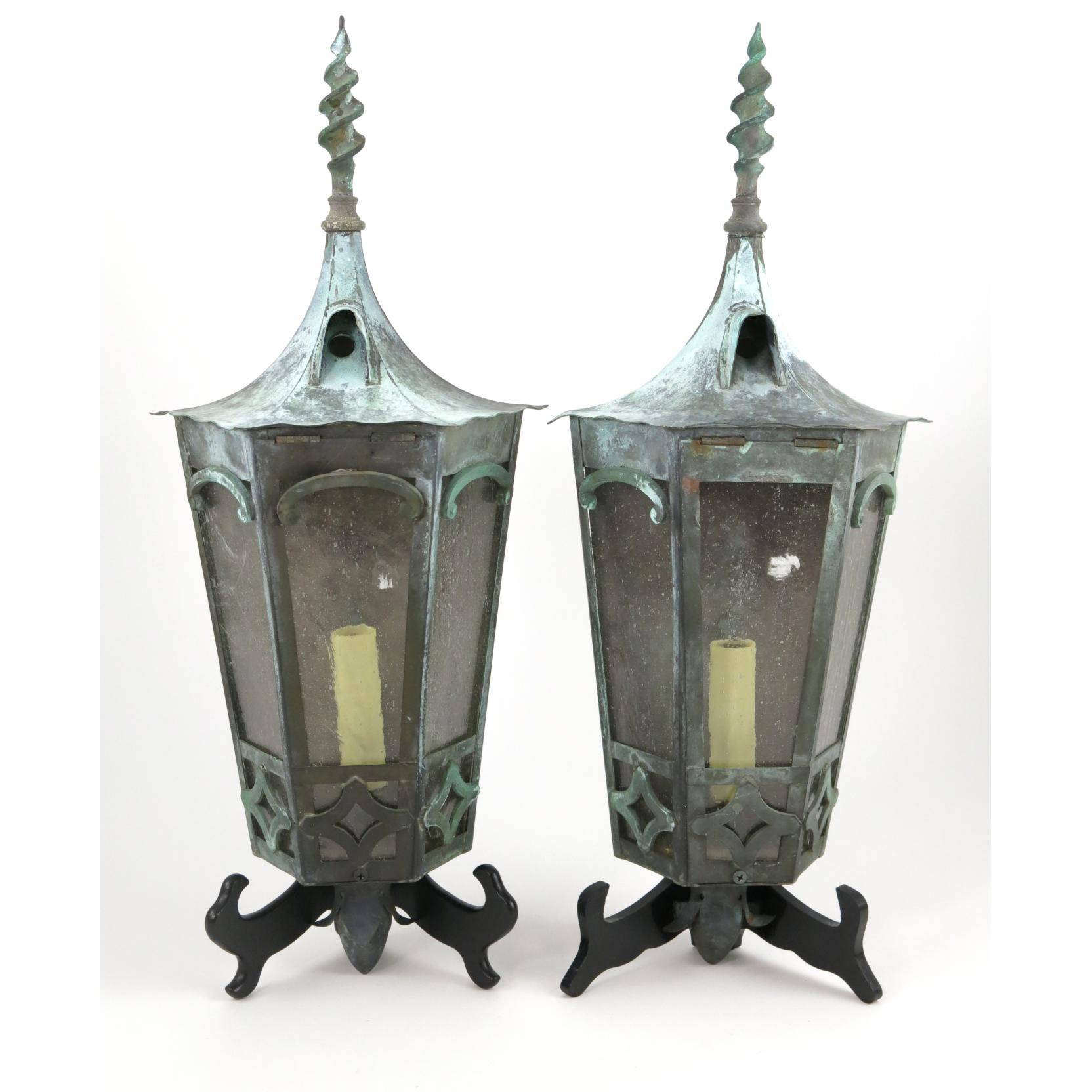 pair-of-copper-wall-sconces