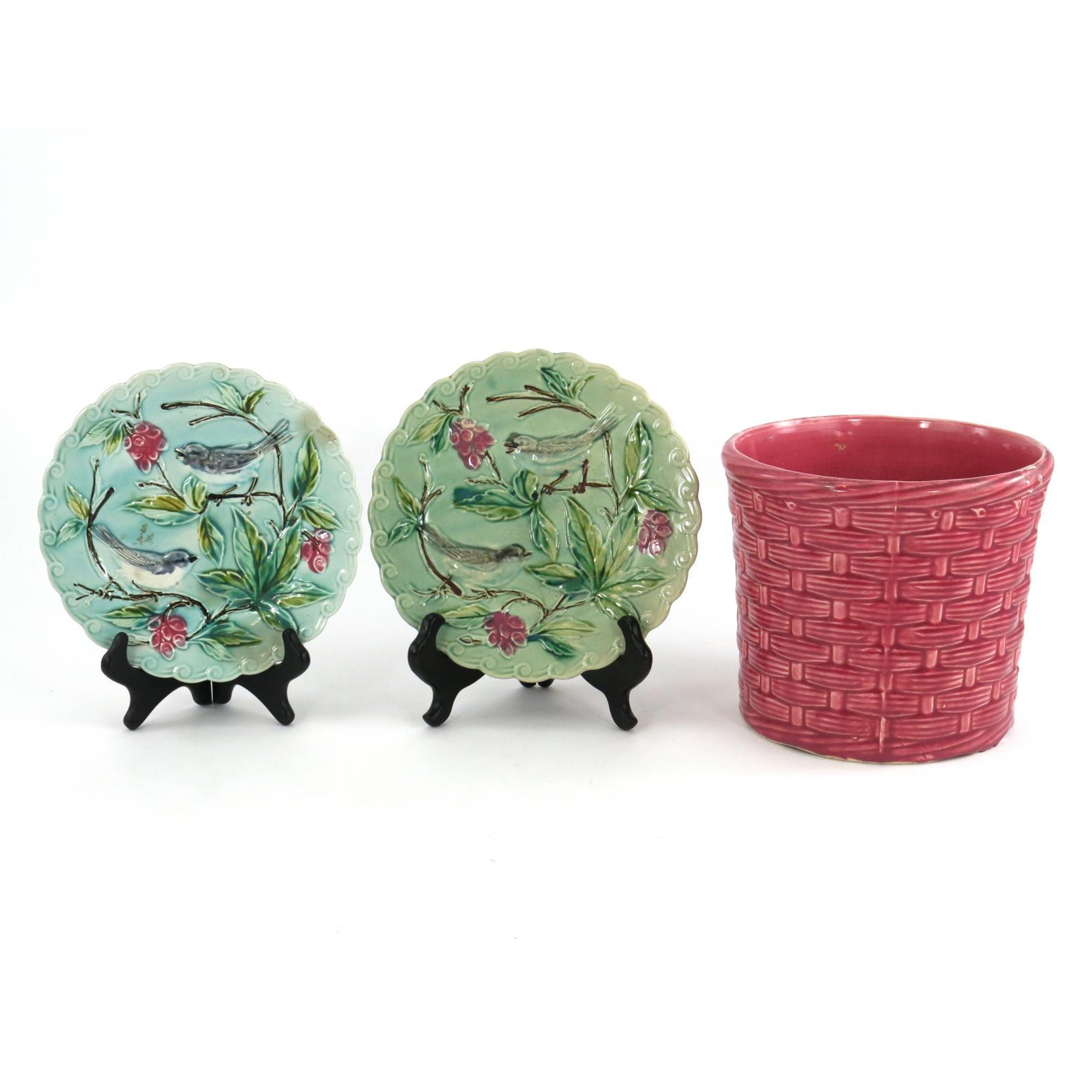 antique-english-pottery-majolica