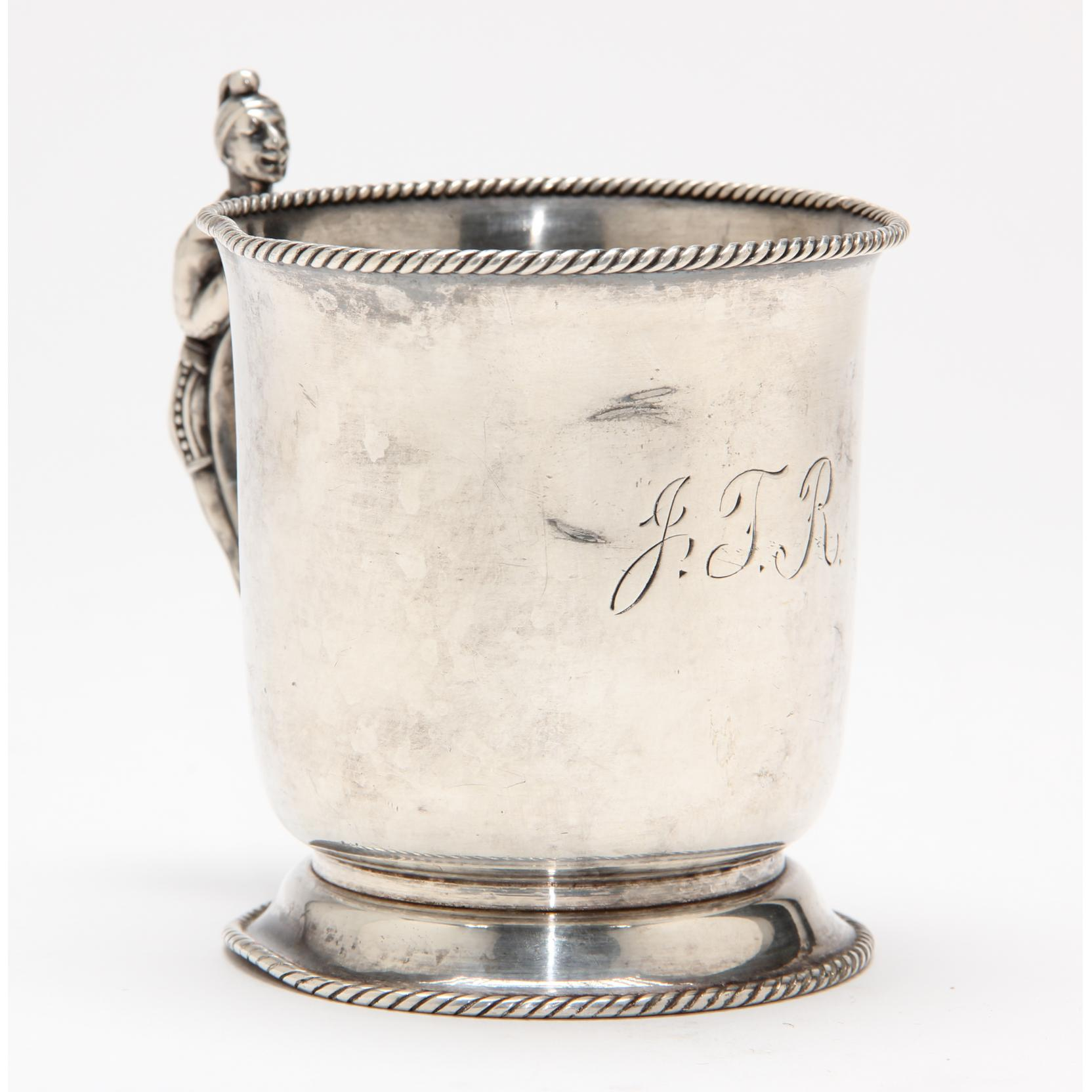 antique-figural-jester-silverplate-cup-by-james-w-tufts