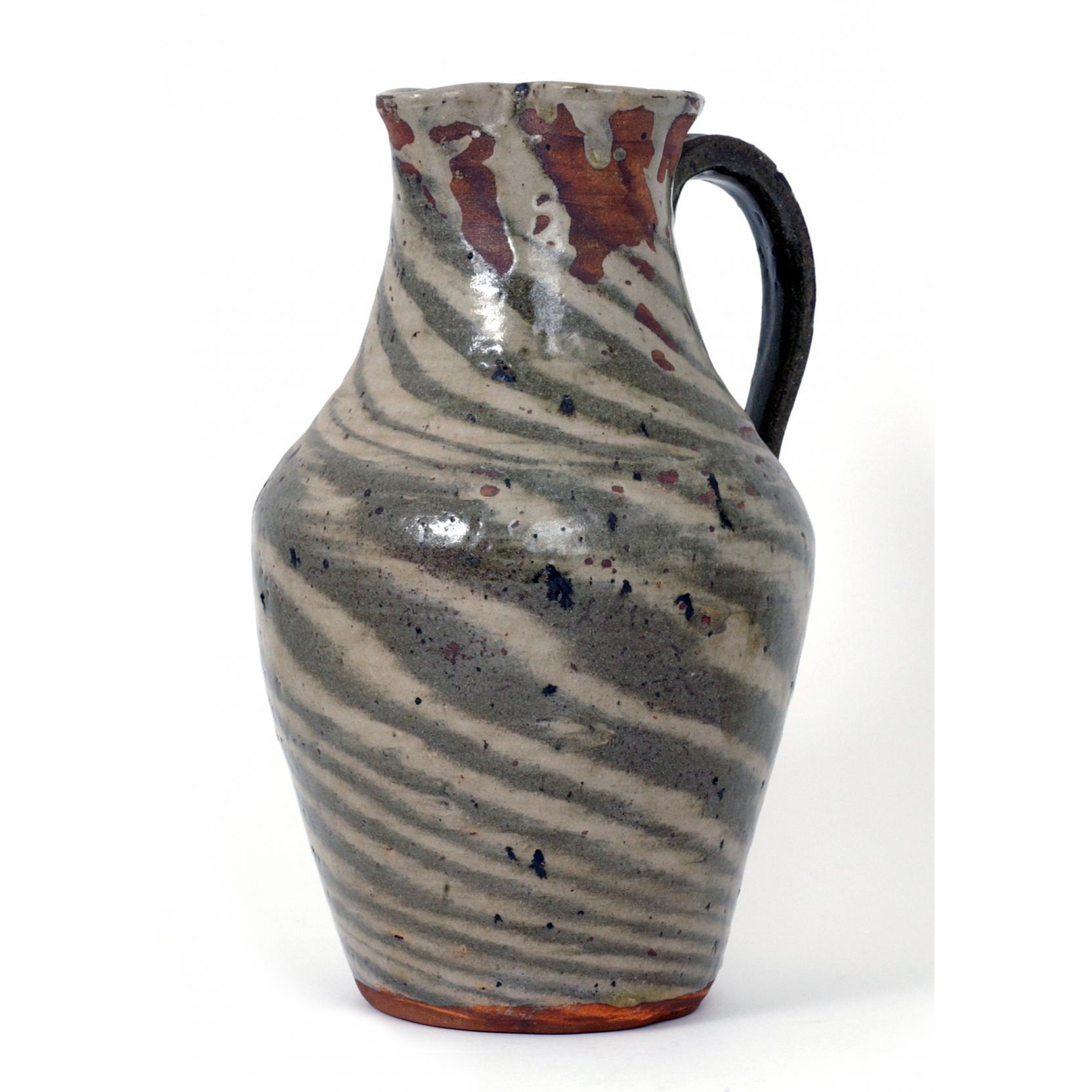 nc-pottery-large-burlon-craig-swirl-pitcher