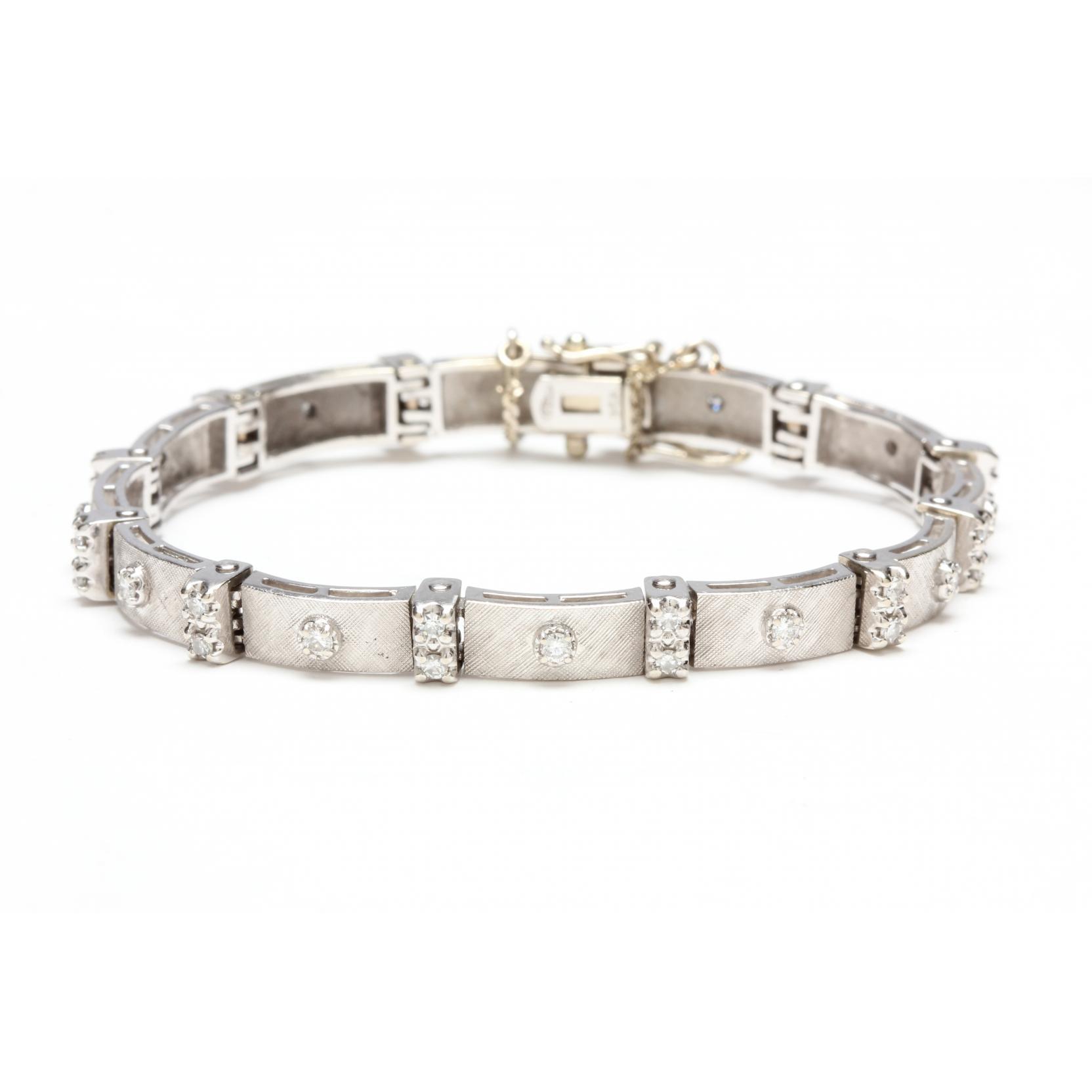 14kt-white-gold-diamond-bracelet