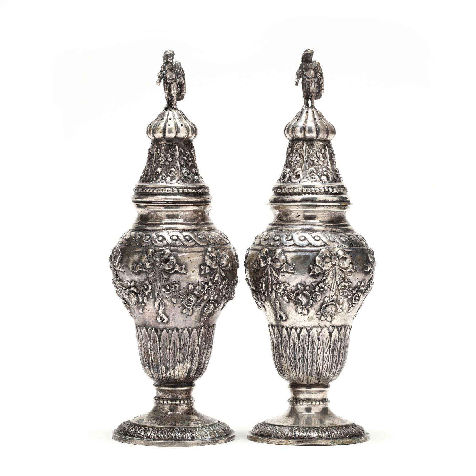 pair-of-rococo-style-silver-figural-casters