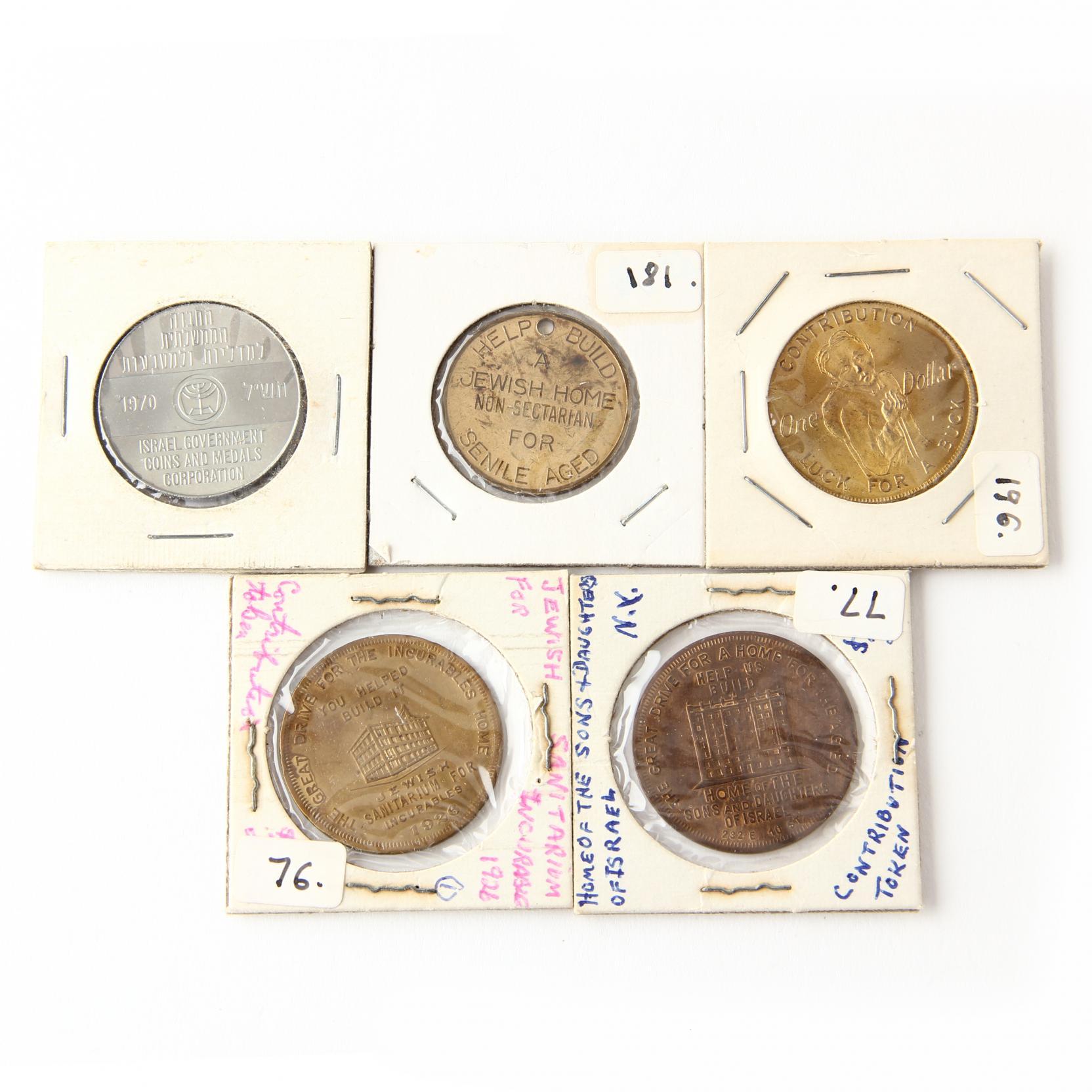 five-tokens-of-judaic-interest
