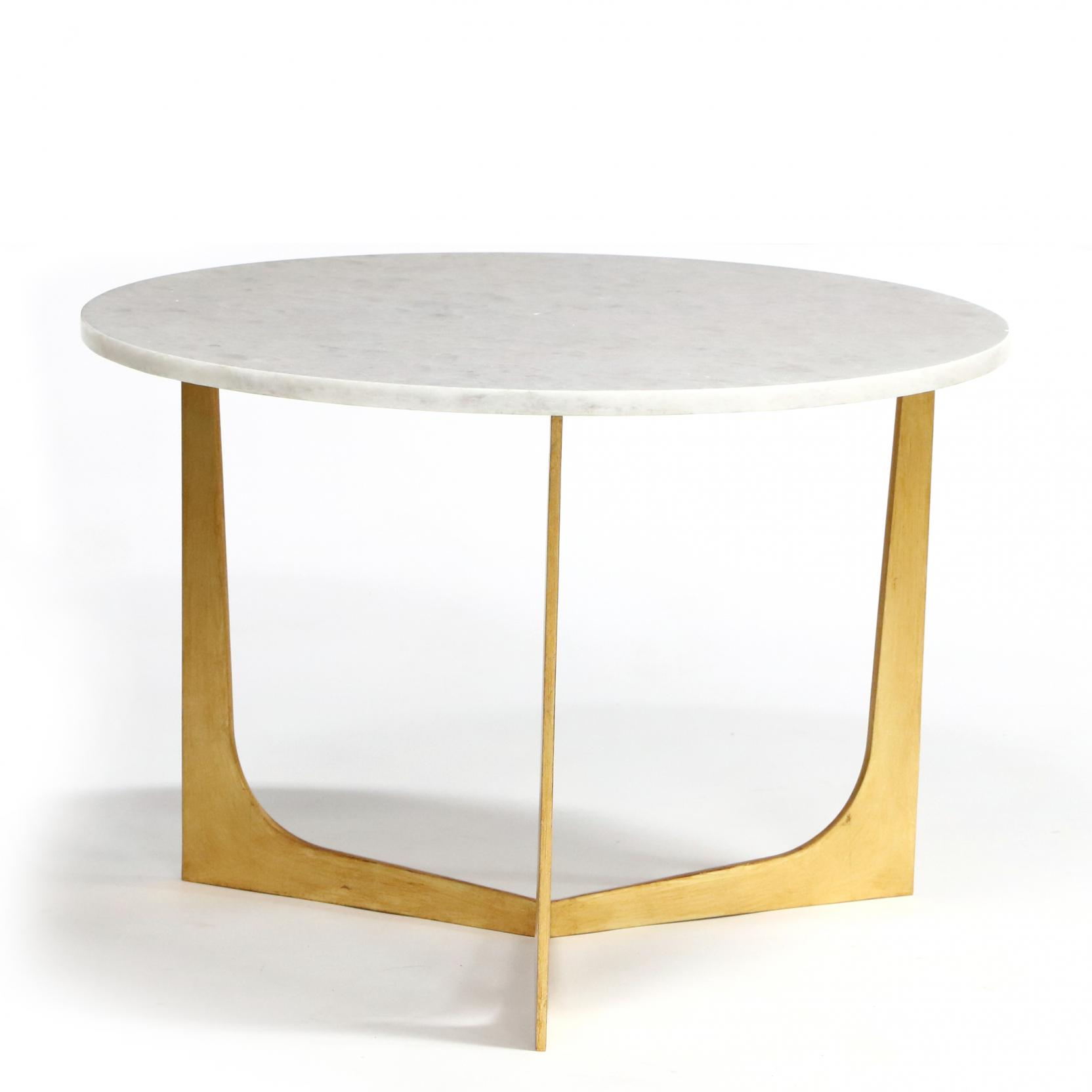 modernist-granite-top-side-table