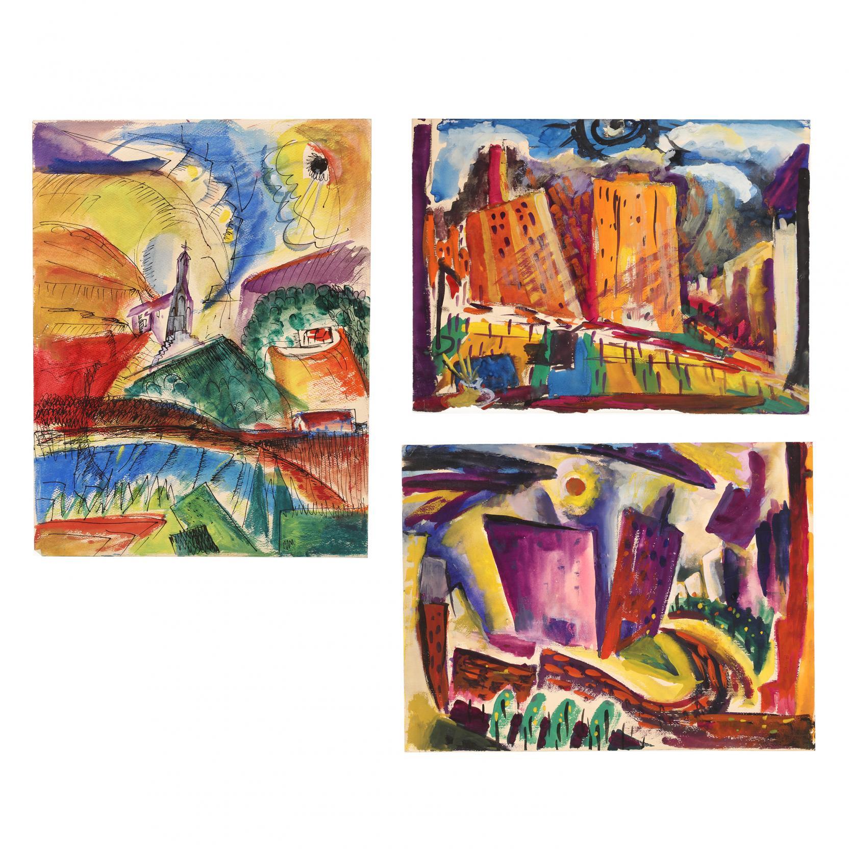 beulah-stevenson-ny-1890-1965-three-landscapes