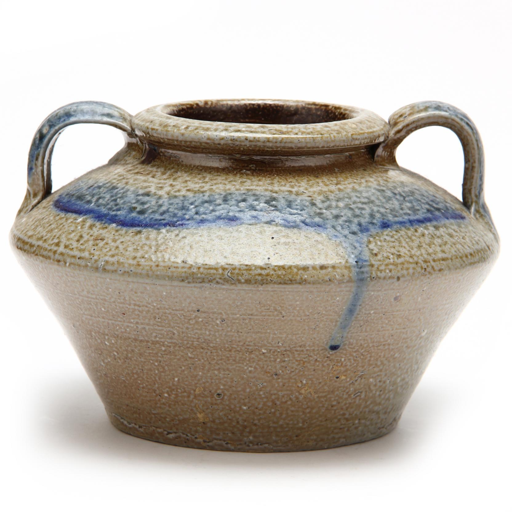 c-r-auman-pottery-angular-vase