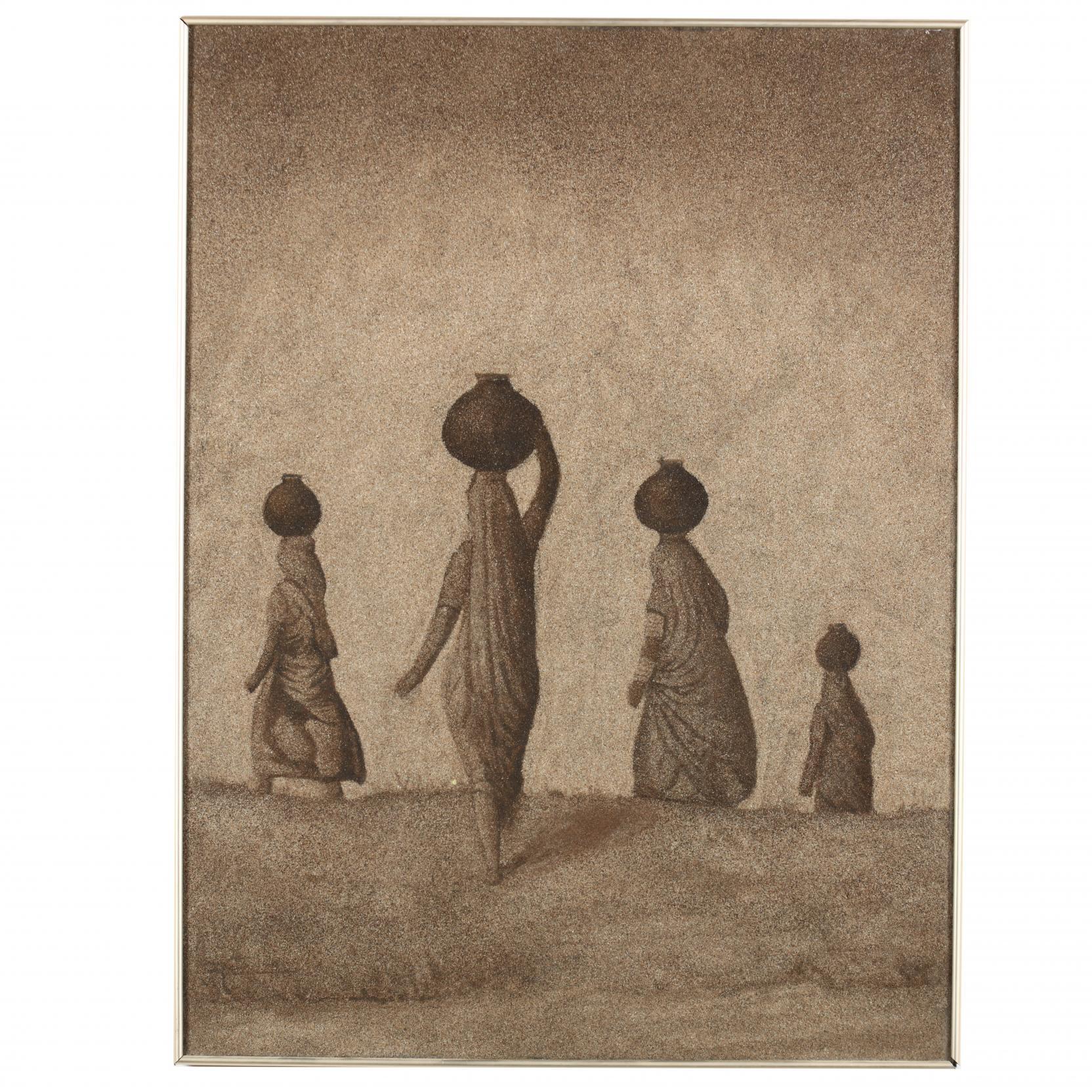 vintage-middle-eastern-sand-painting