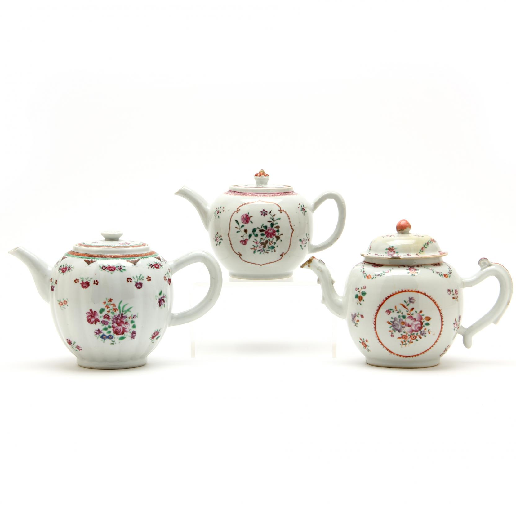 three-antique-chinese-export-teapots