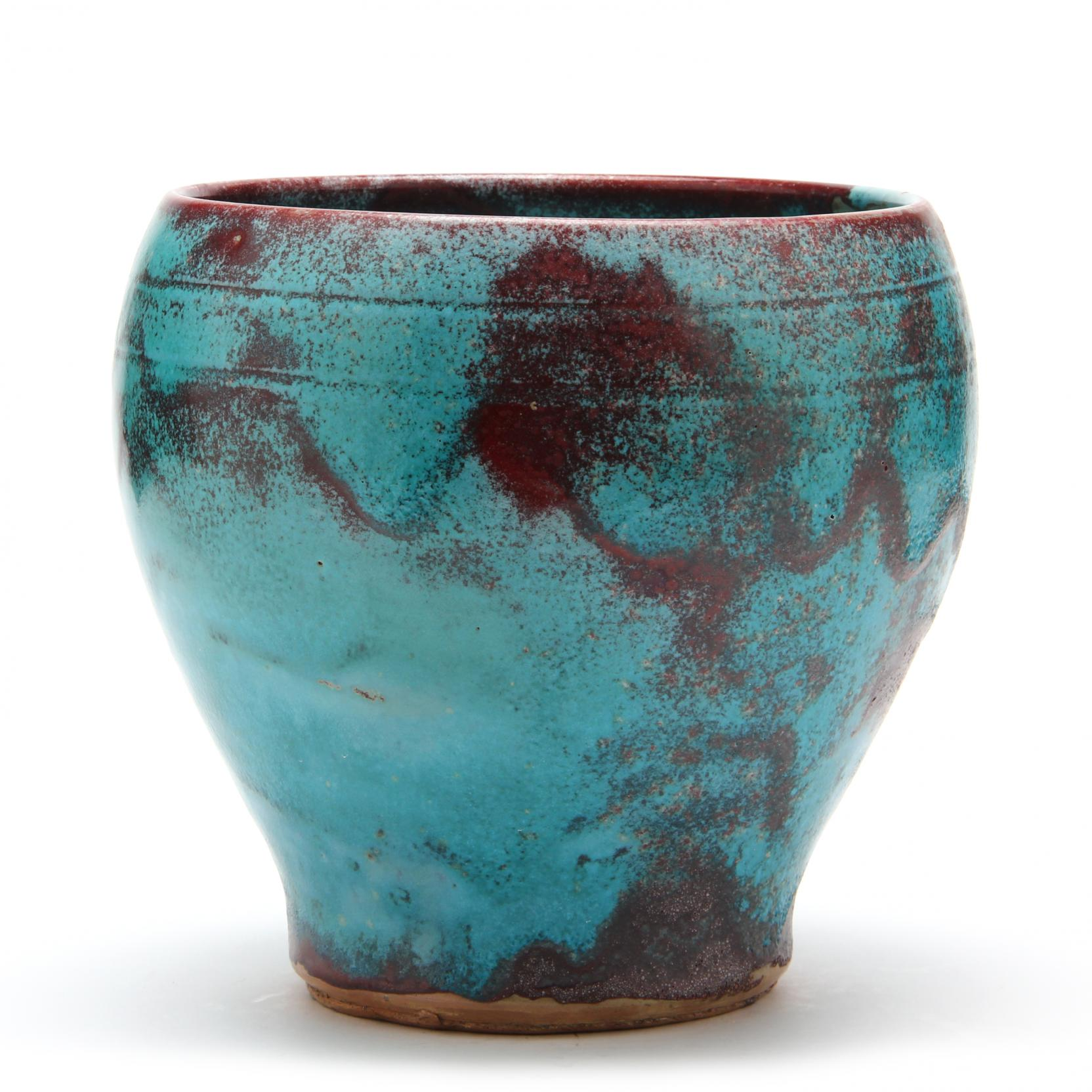 jugtown-chinese-blue-flower-urn