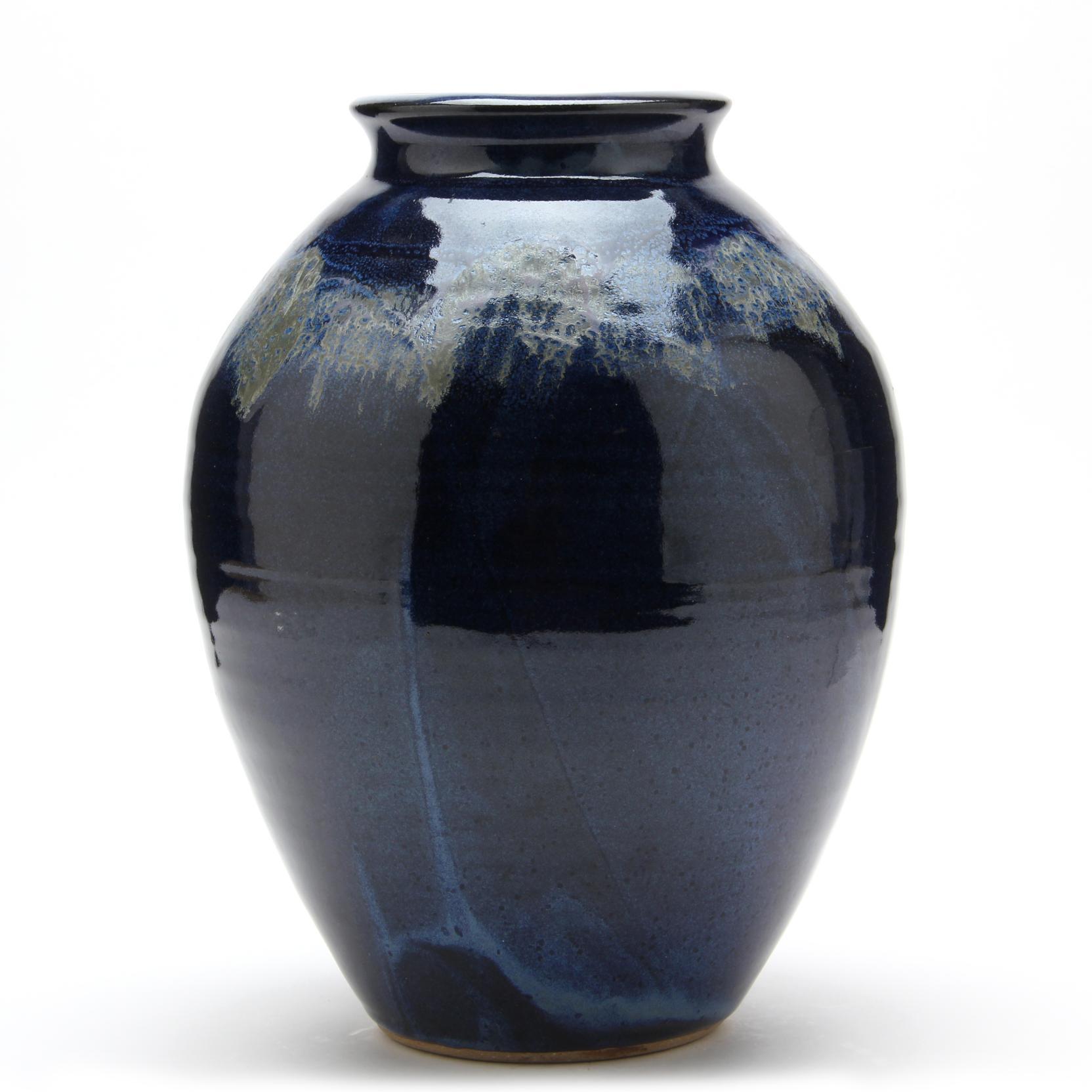 nc-pottery-dan-triece-ovoid-vase