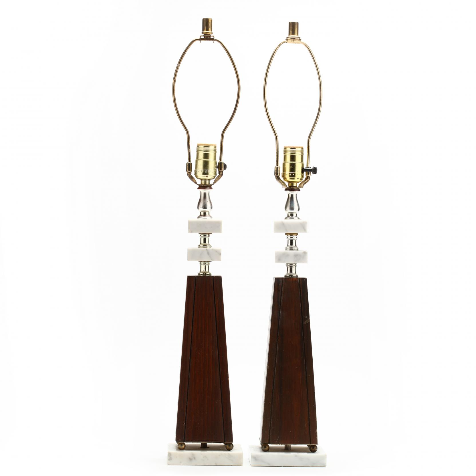 pair-of-modernist-wood-and-marble-table-lamps