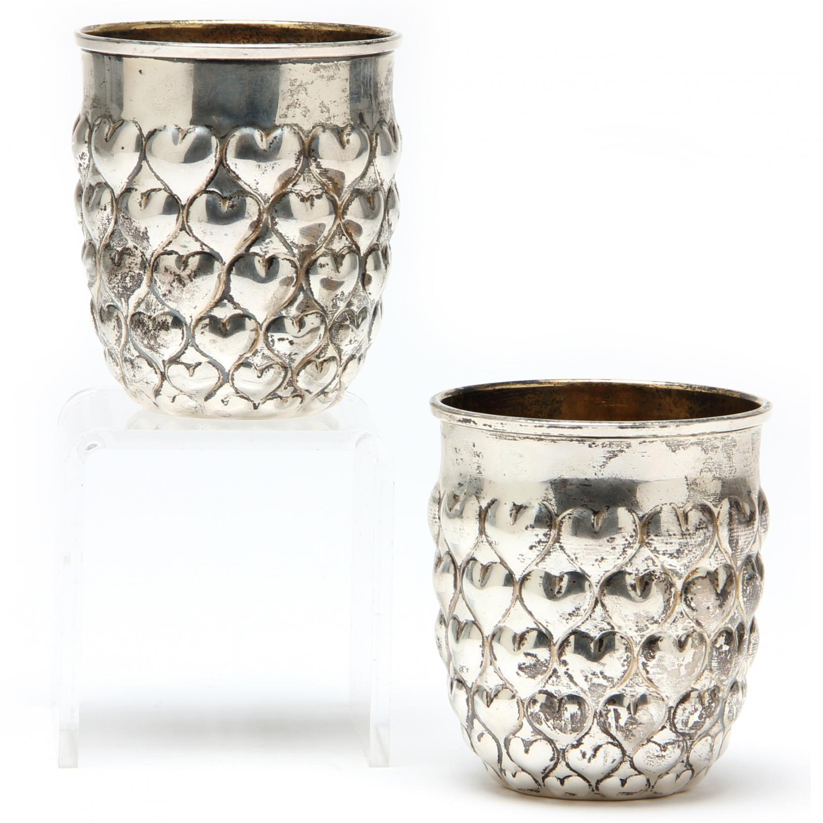 a-pair-of-sterling-silver-tumblers-by-pampaloni