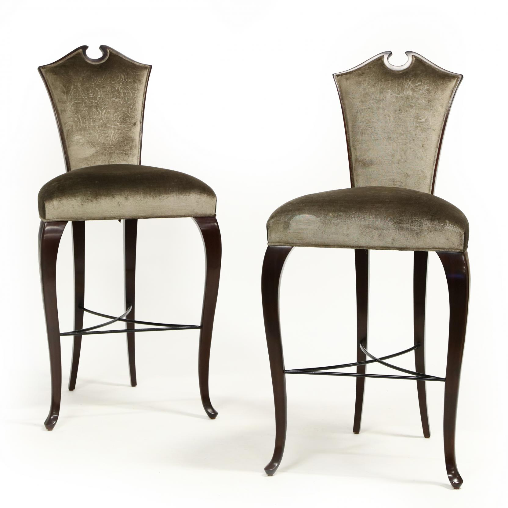 christopher-guy-pair-of-queen-anne-style-bar-stools