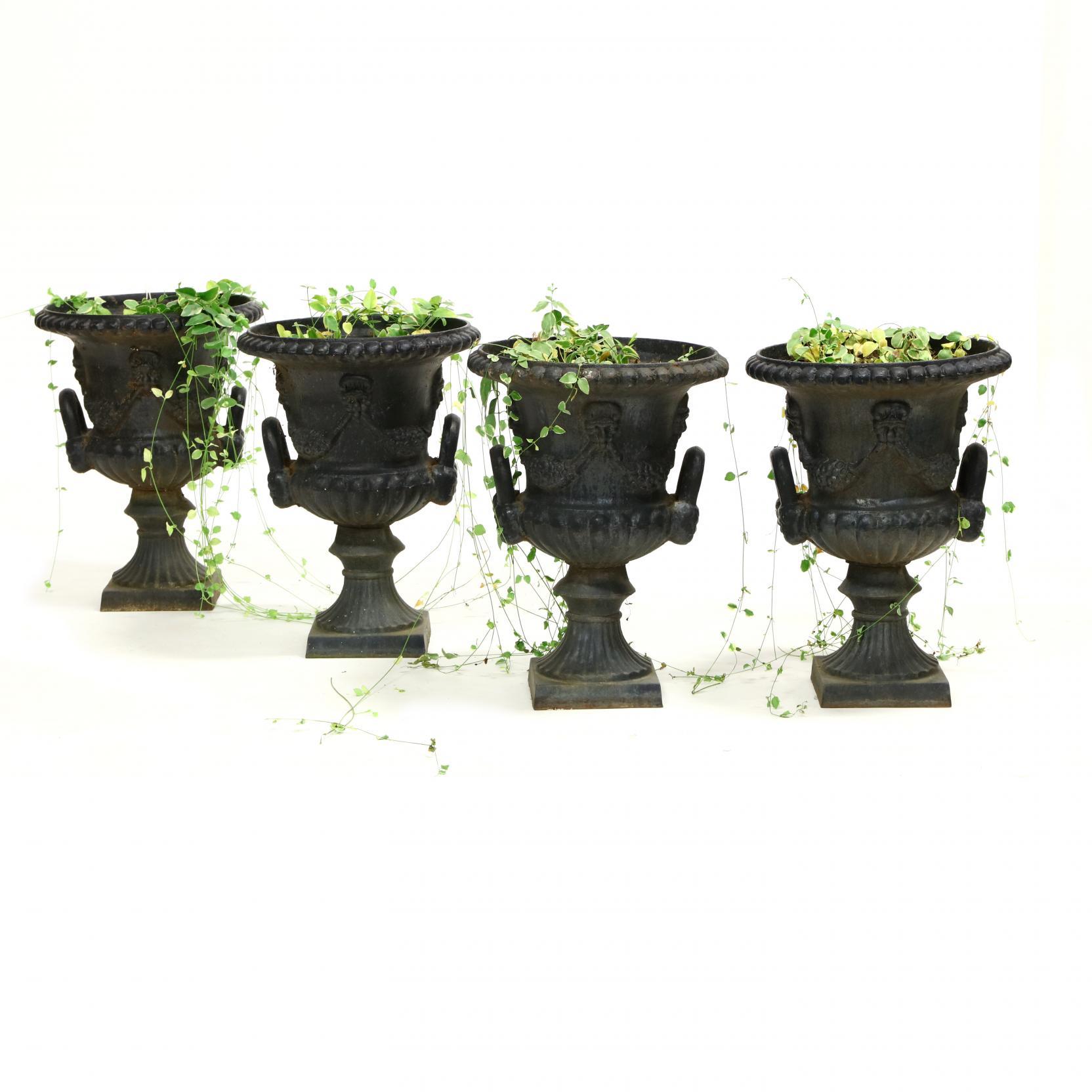 set-of-four-large-cast-iron-urns