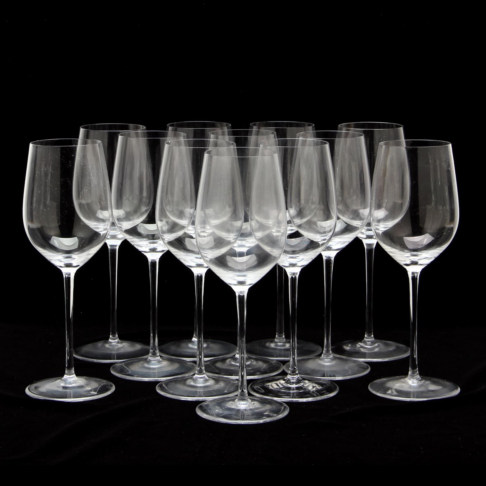 set-of-twelve-riedel-veritas-chardonnay-wine-glasses