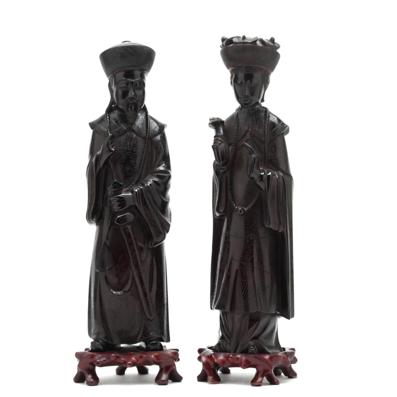 a-pair-of-chinese-emperor-and-empress-statues