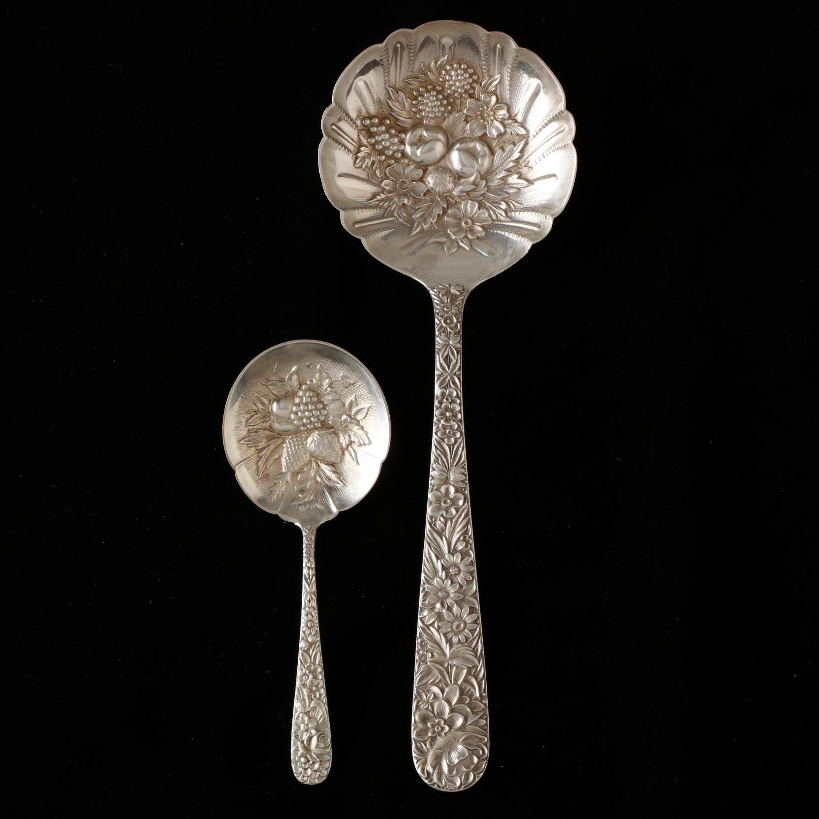 two-s-kirk-son-repousse-sterling-silver-servers