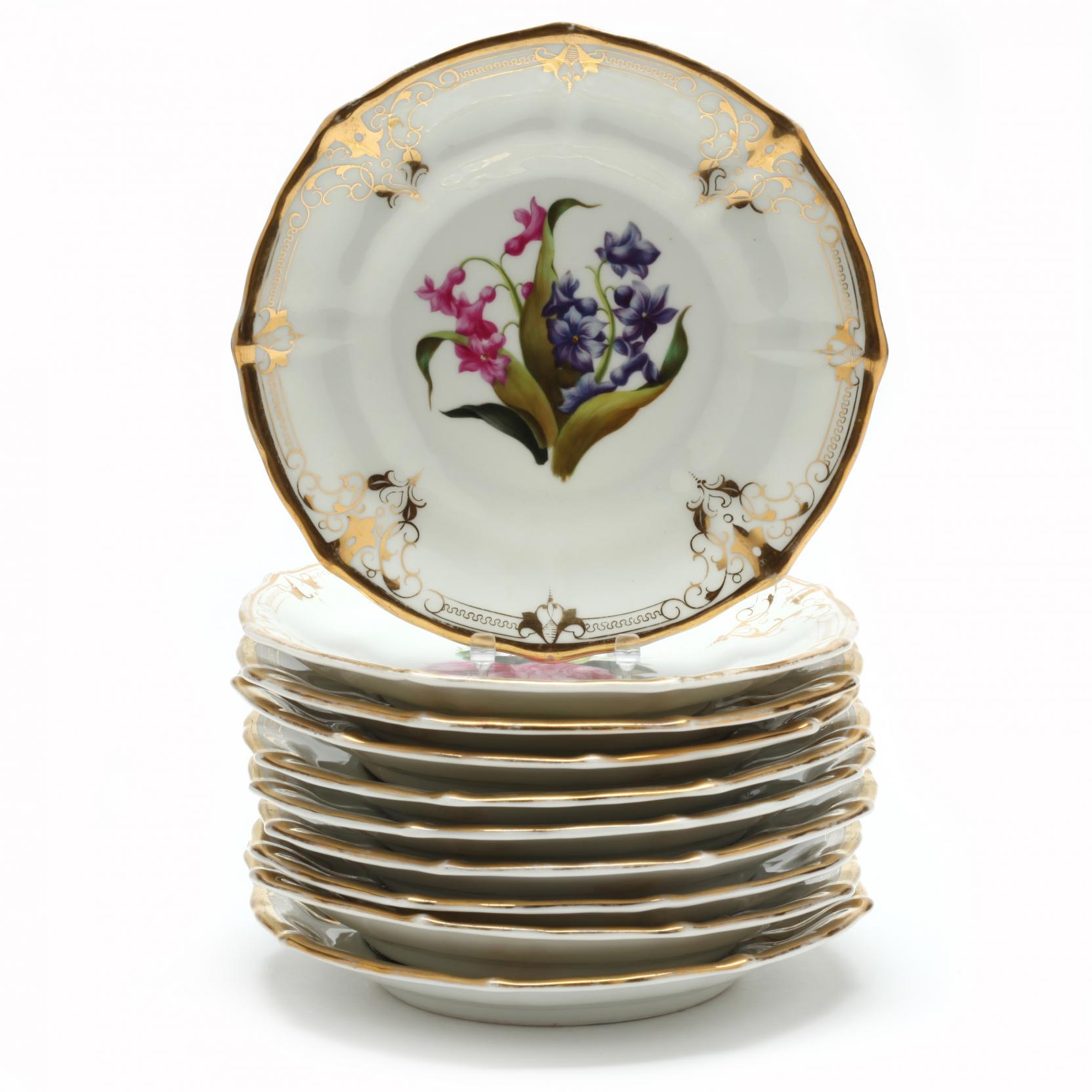 a-set-of-ten-paris-porcelain-floral-dessert-plates