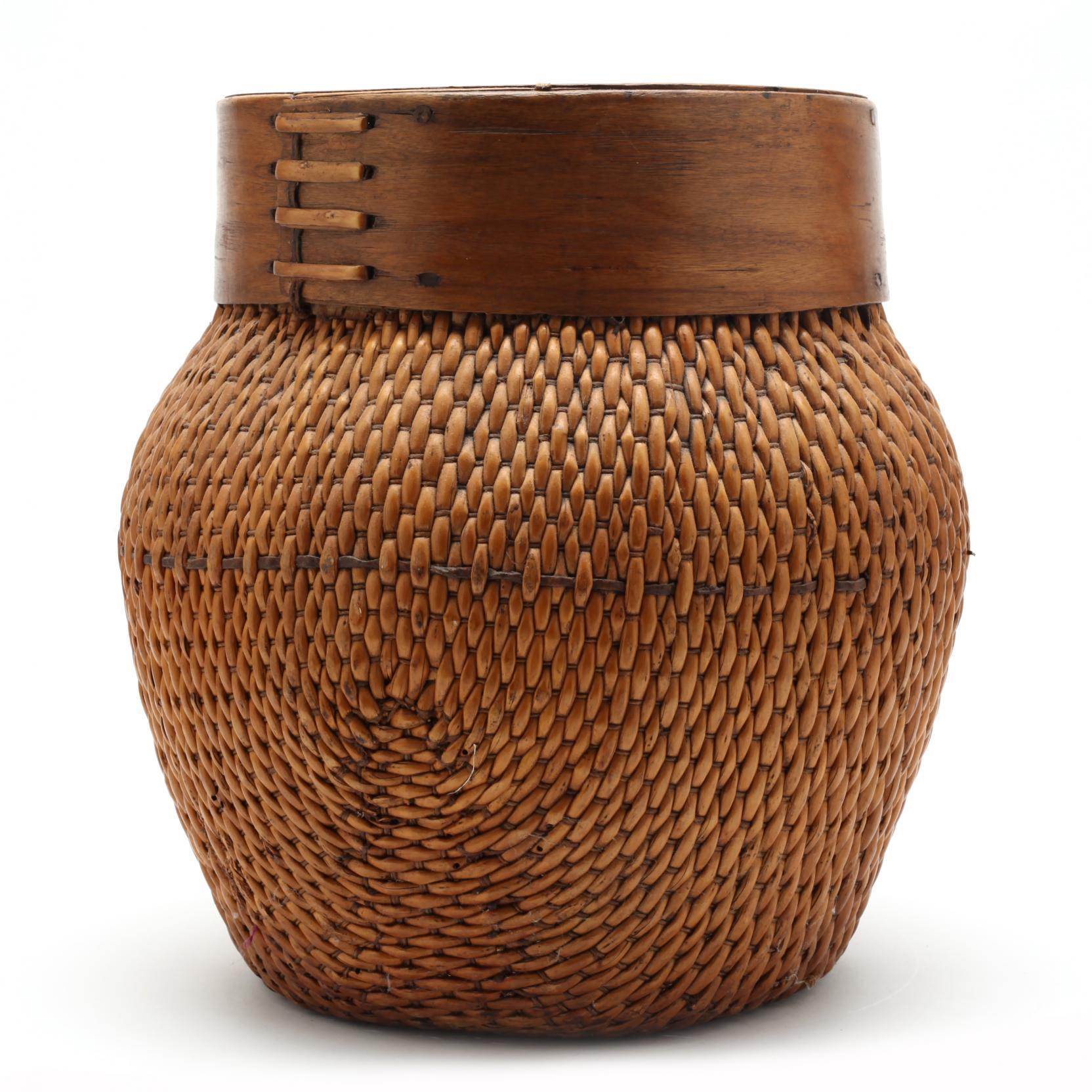 an-asian-woven-basket