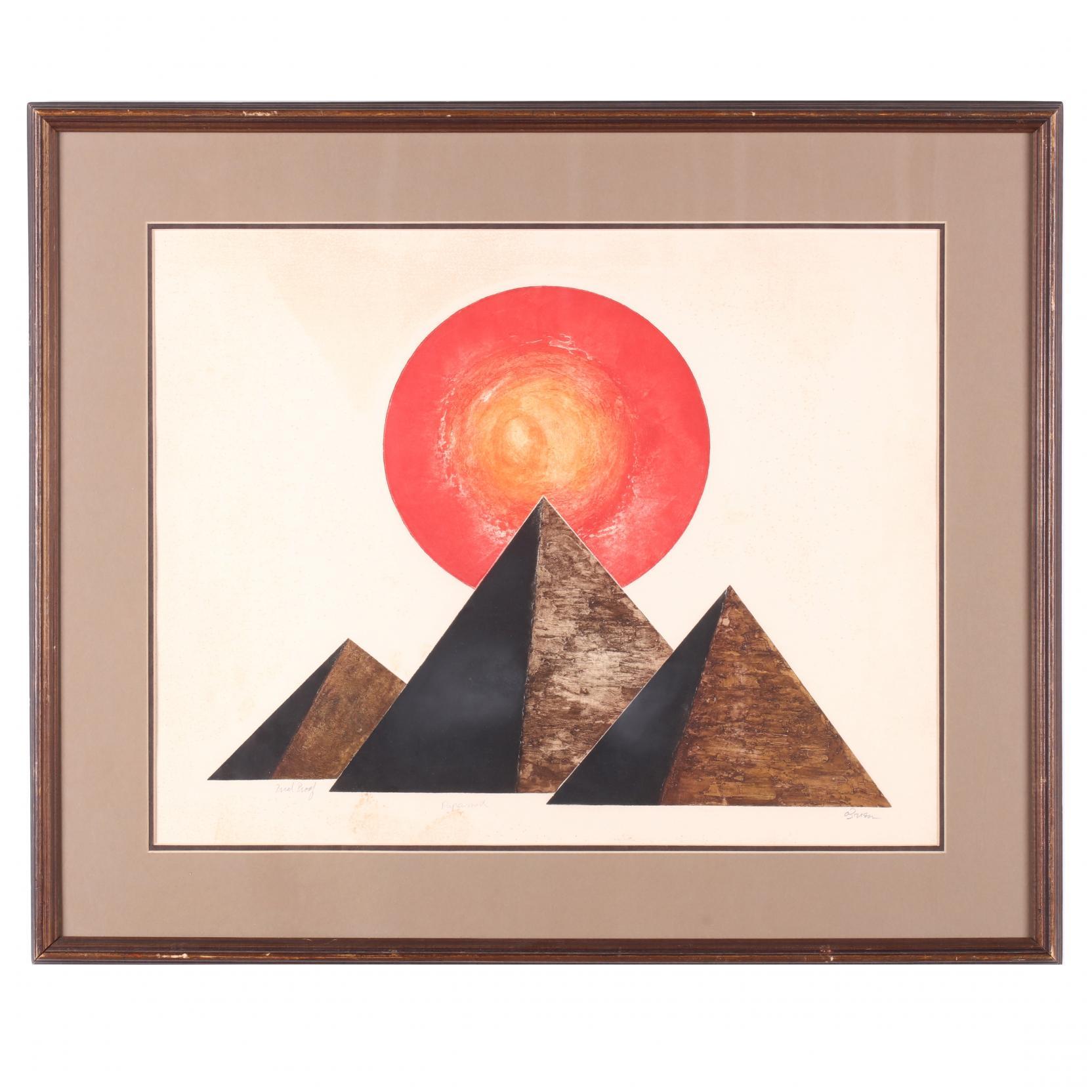 framed-modernist-intaglio-print