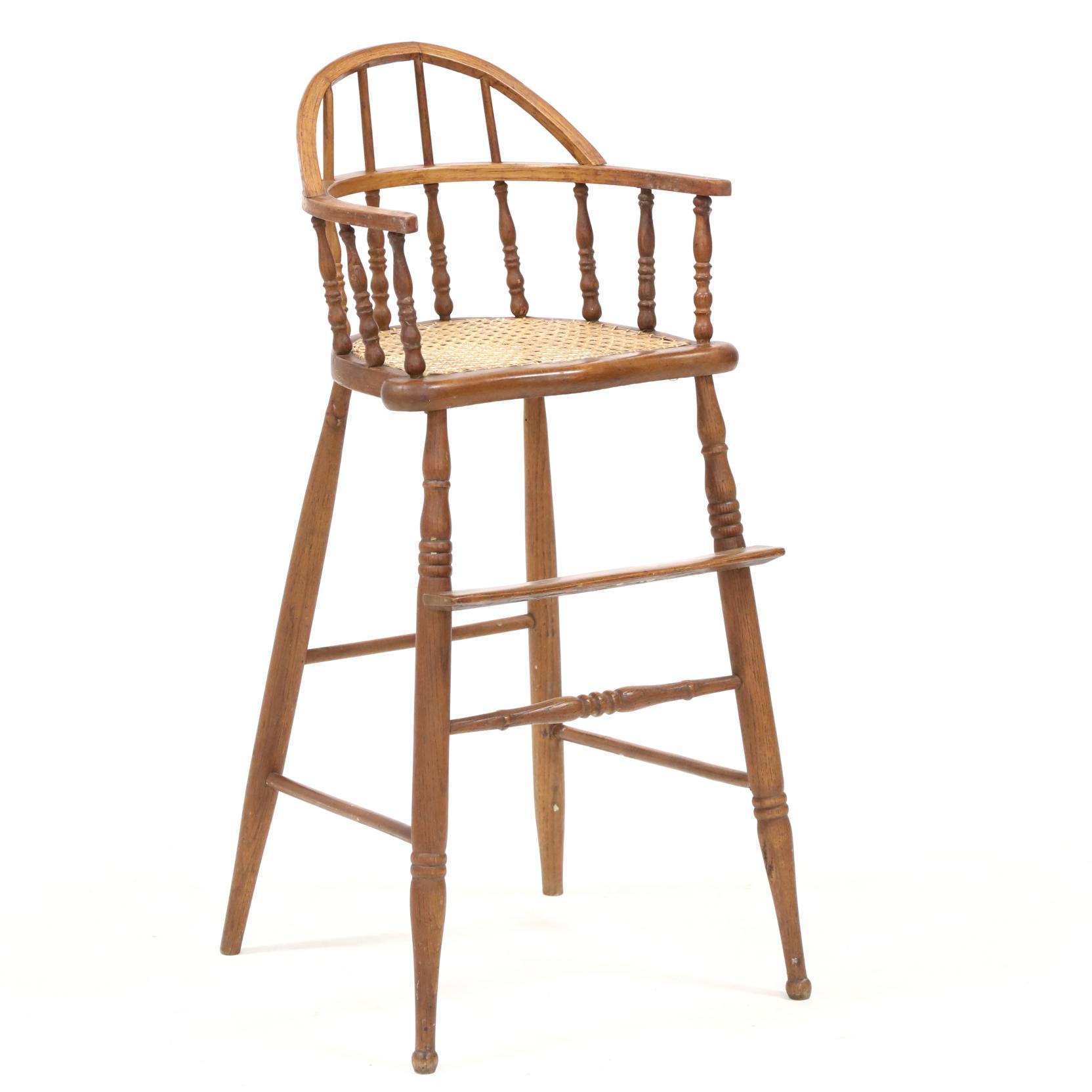 antique-child-s-high-chair