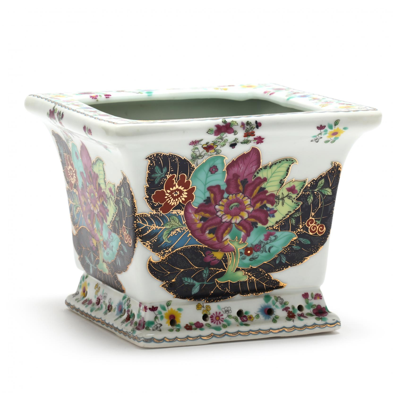 chinese-export-style-tobacco-leaf-cache-pot