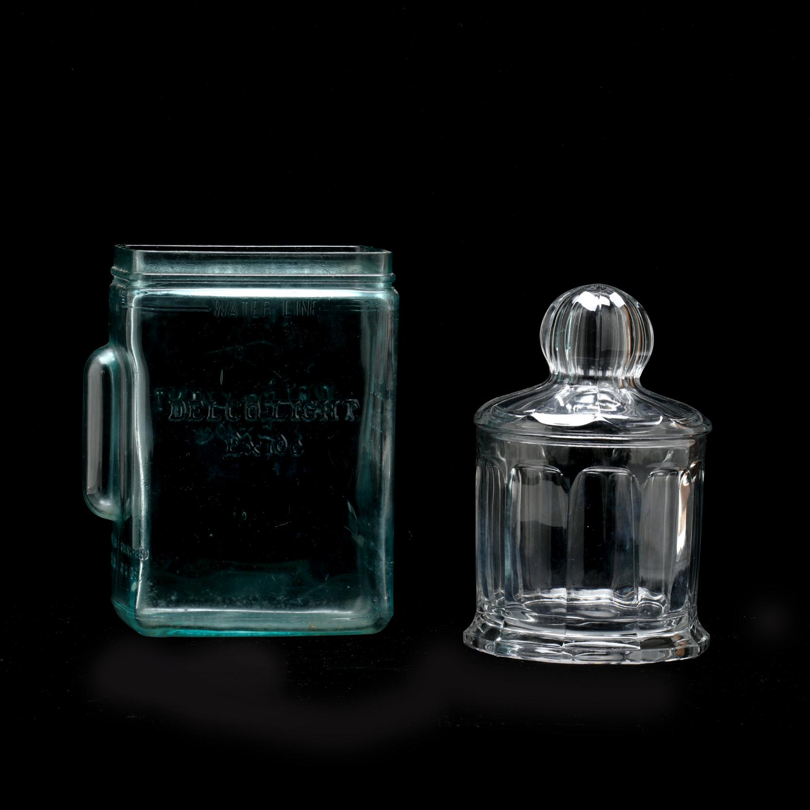 two-antique-glass-jars