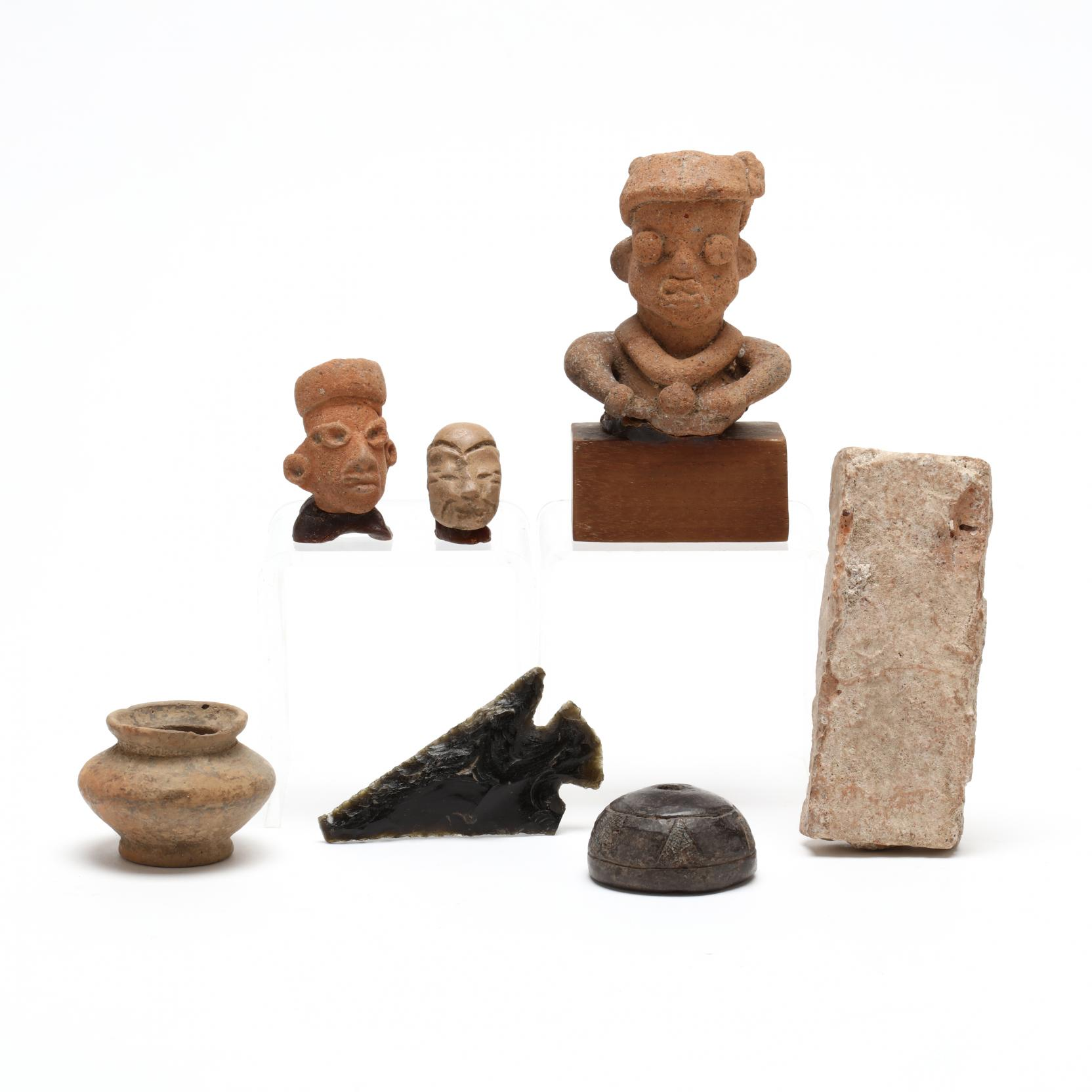 seven-pre-columbian-style-artifacts