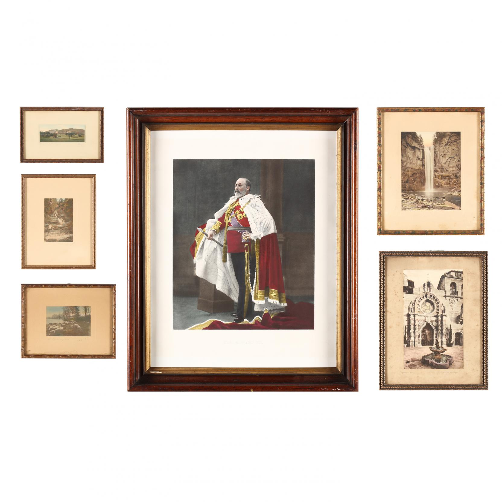 group-of-6-assorted-vintage-prints-and-photographs