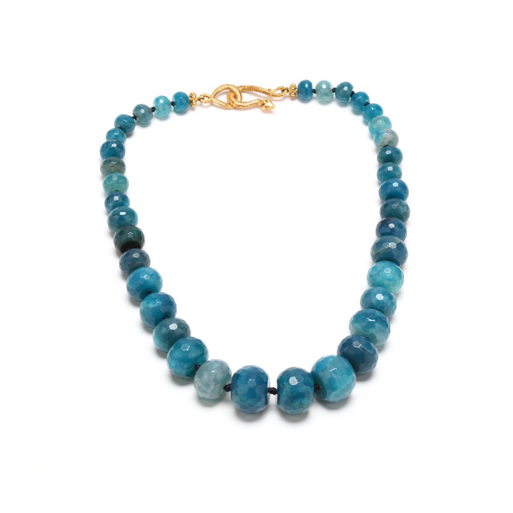 faceted-quartz-bead-necklace