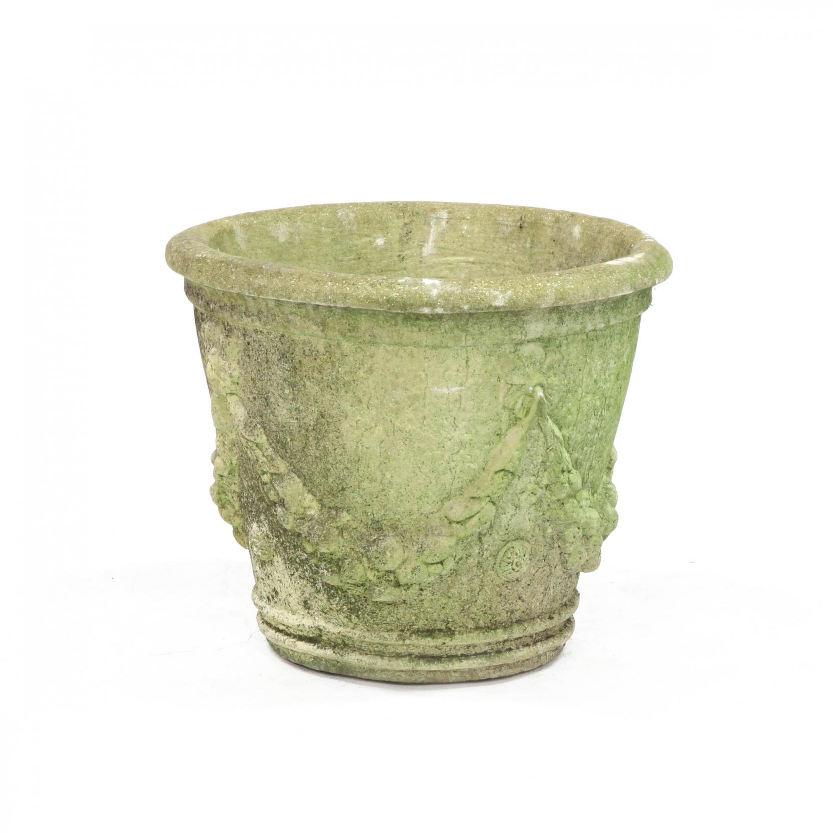 cast-stone-floral-swag-decorated-garden-planter