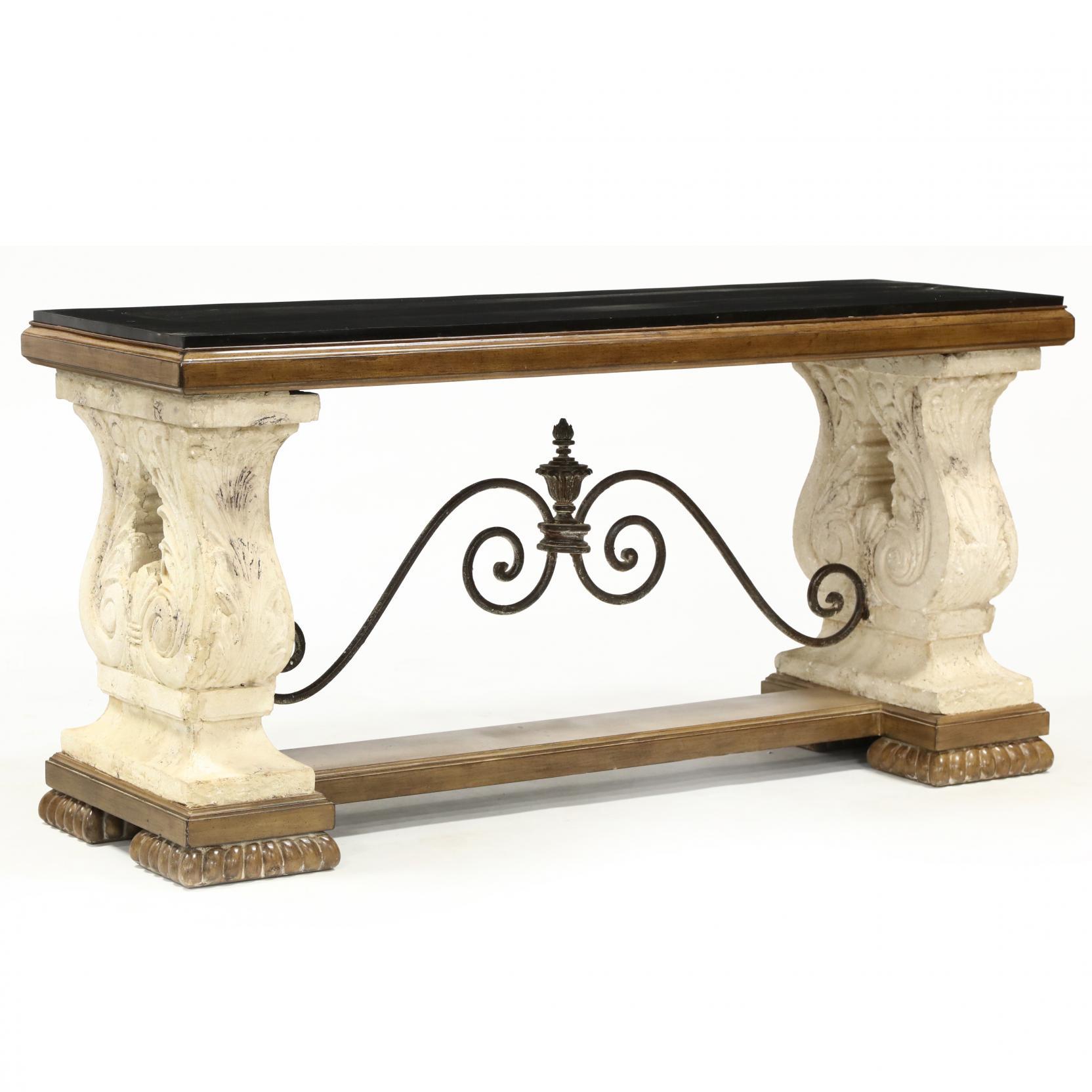 contemporary-architectural-console-table