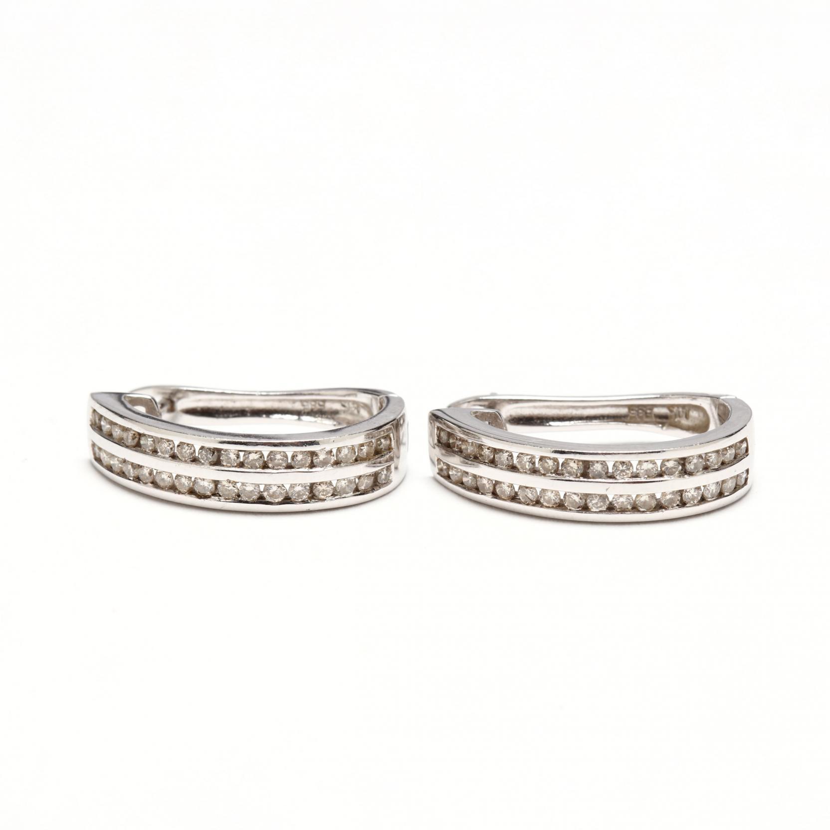 14kt-white-gold-and-diamond-earrings
