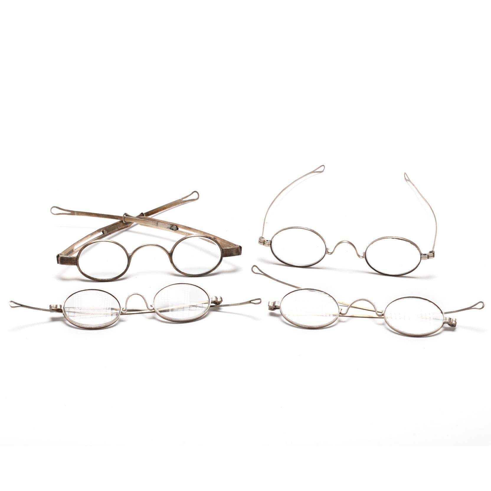 four-pair-of-coin-silver-spectacles